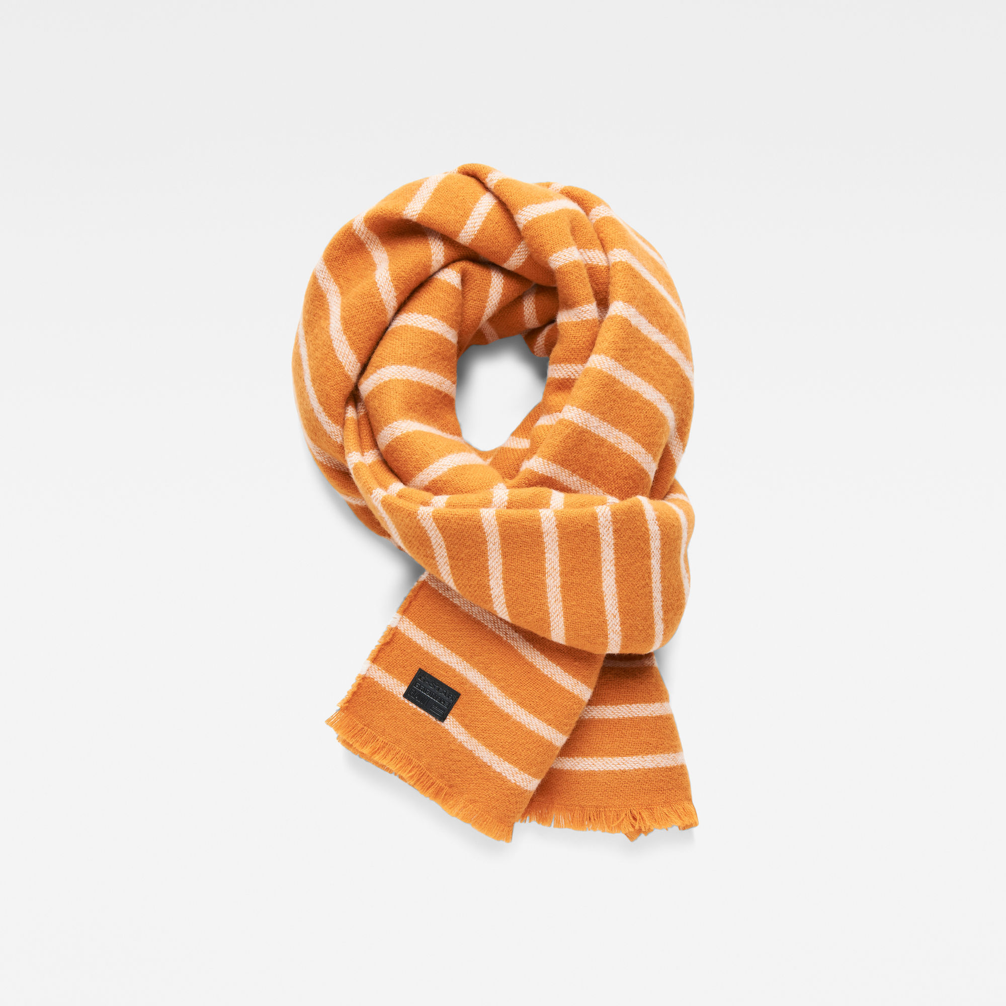 Dorala stripe scarf