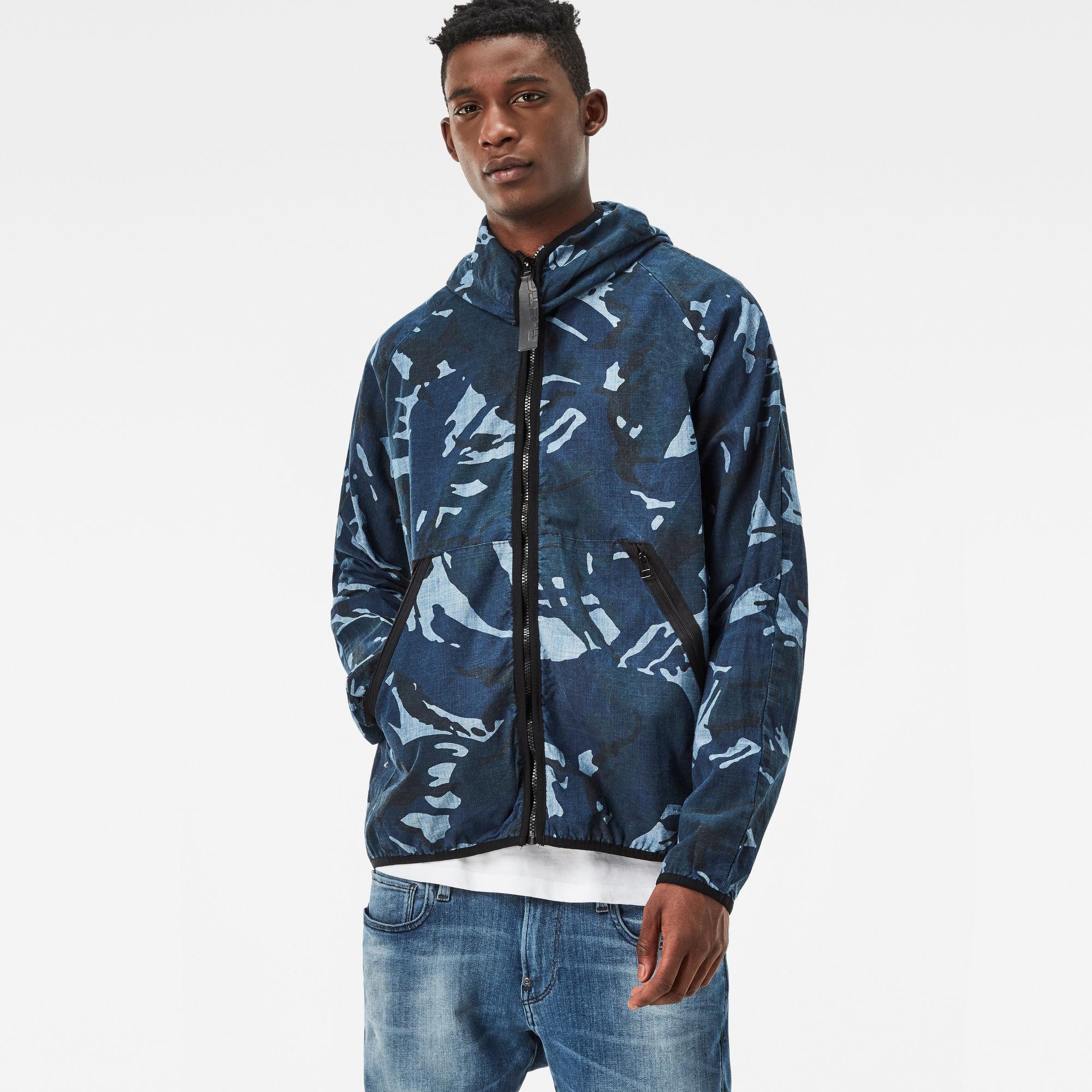 Strett Hooded Gymbag Jacket