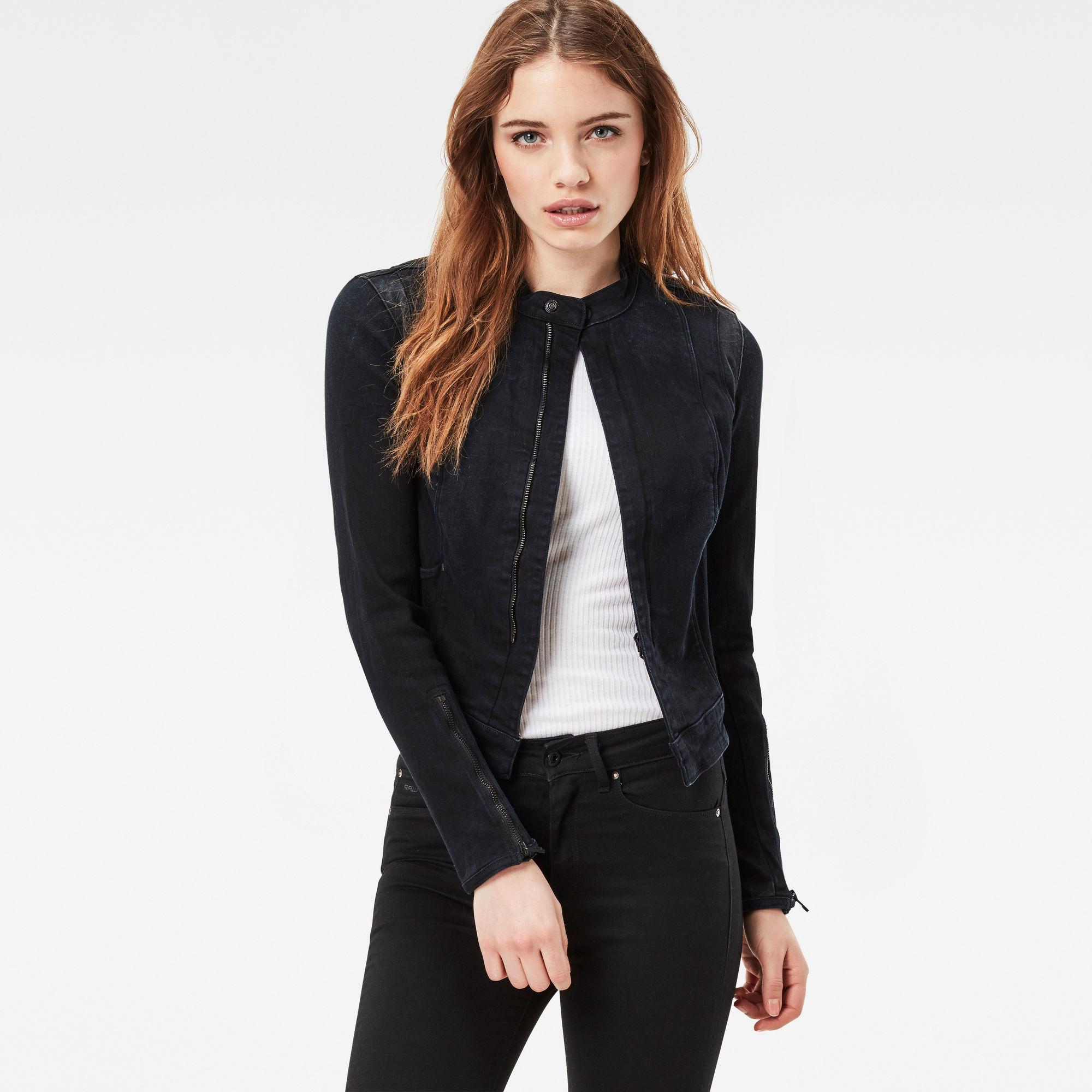 Lynn Zip Grip Slim Jacket