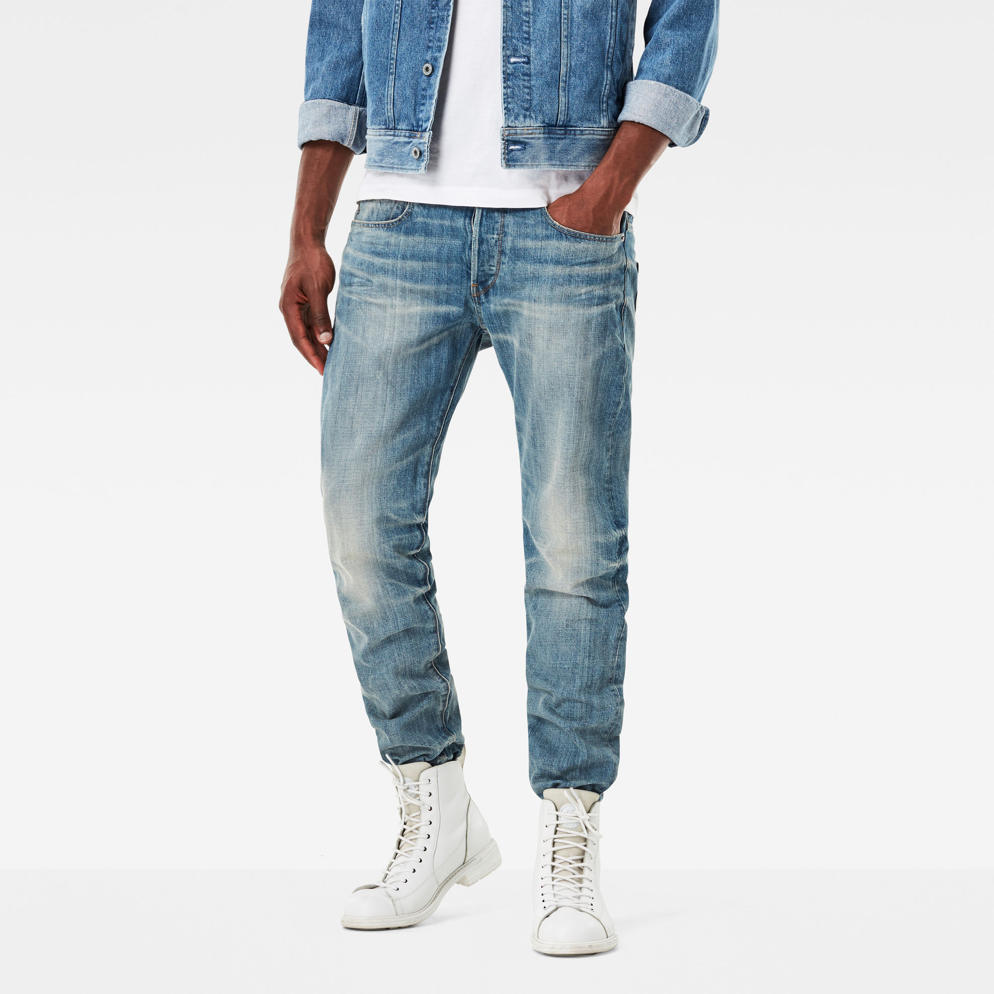 Riban Tapered Jeans