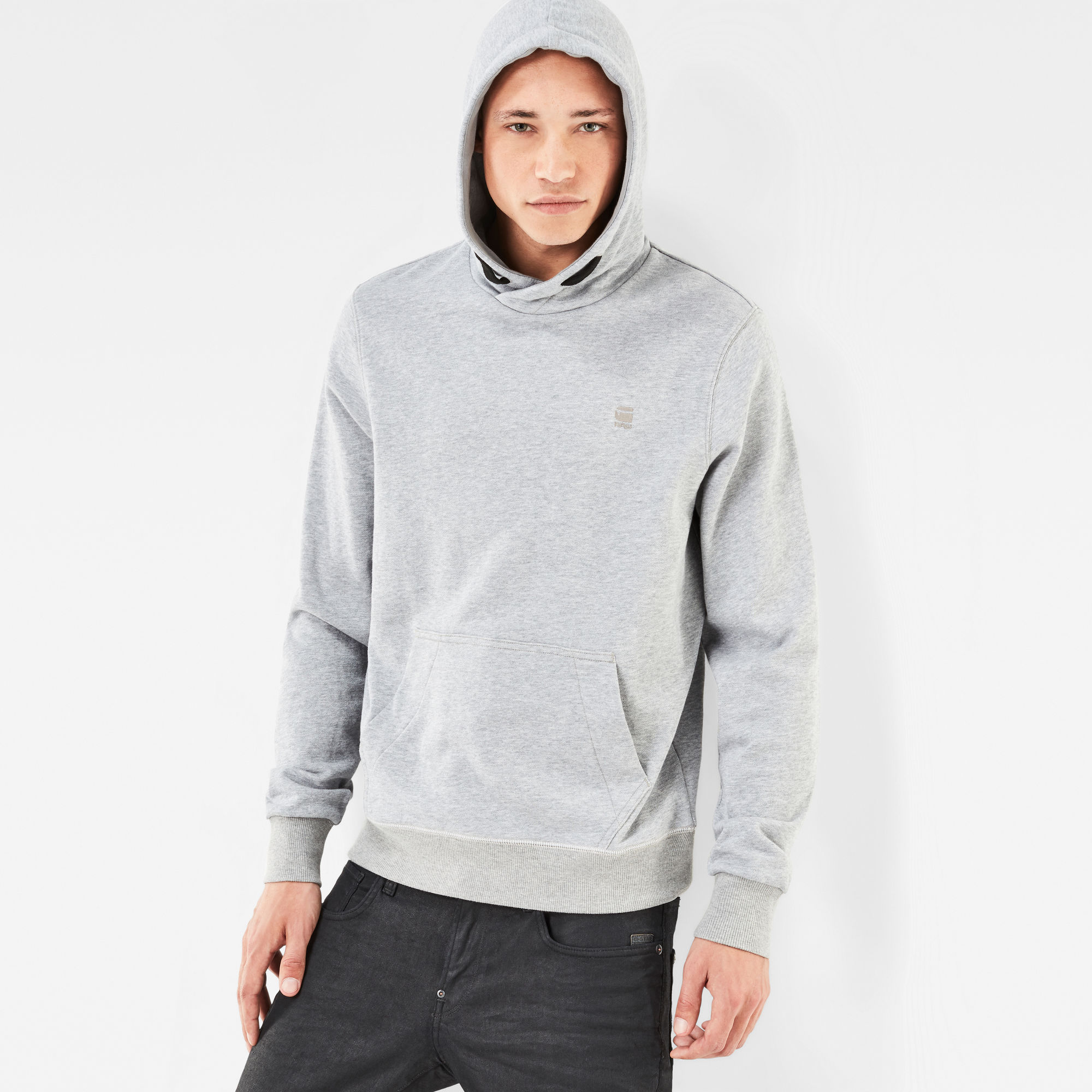 Core Hooded Sweater