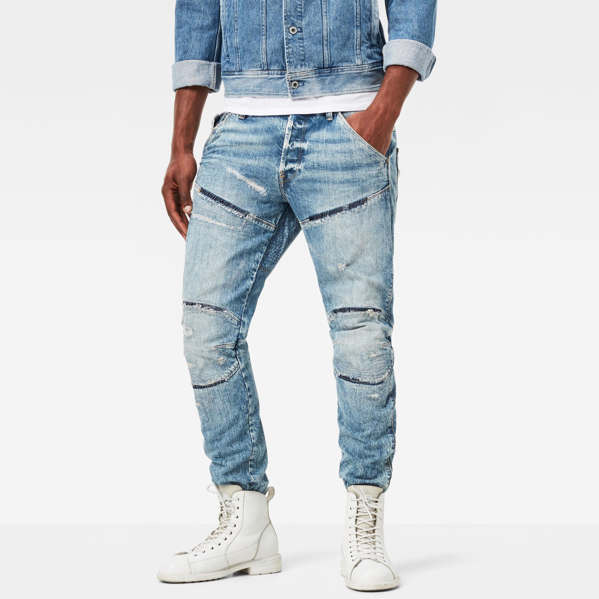 5620 g star elwood 3d tapered jeans joggjeans. Black Bedroom Furniture Sets. Home Design Ideas