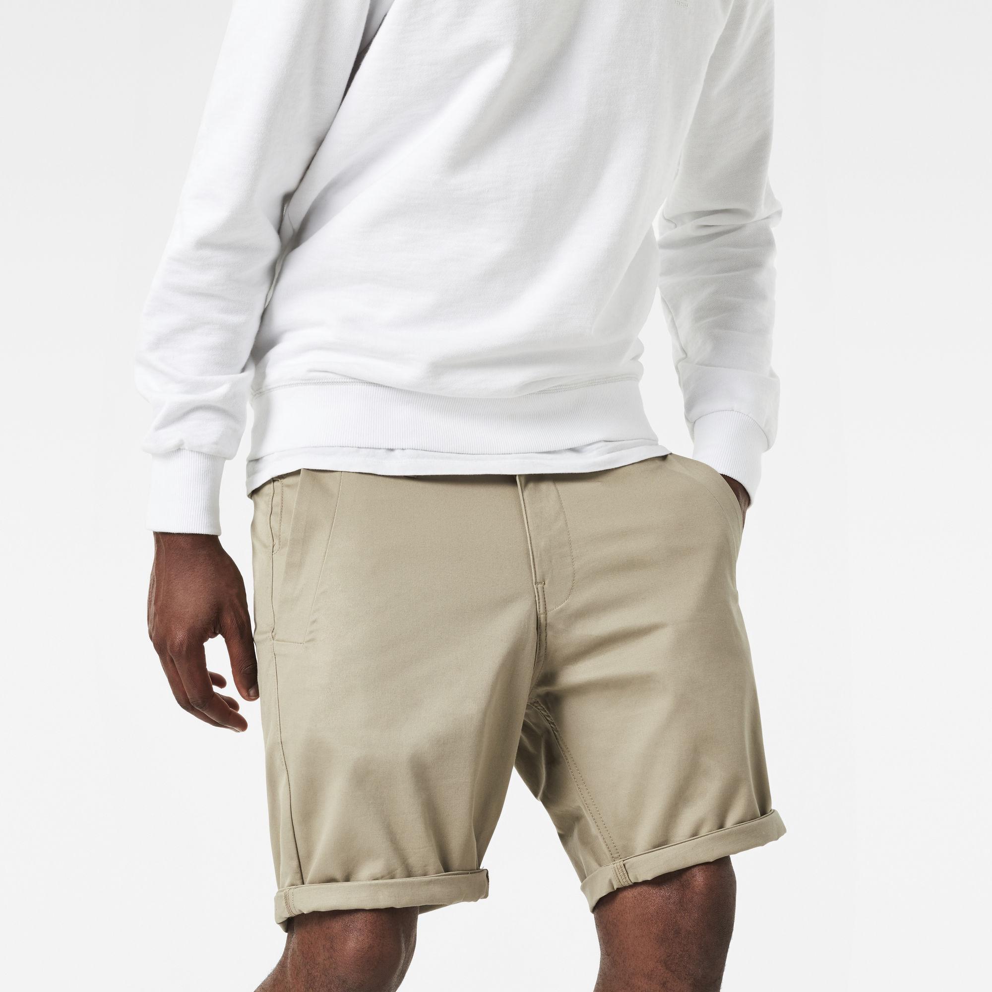 Bronson 1 2-Length Shorts