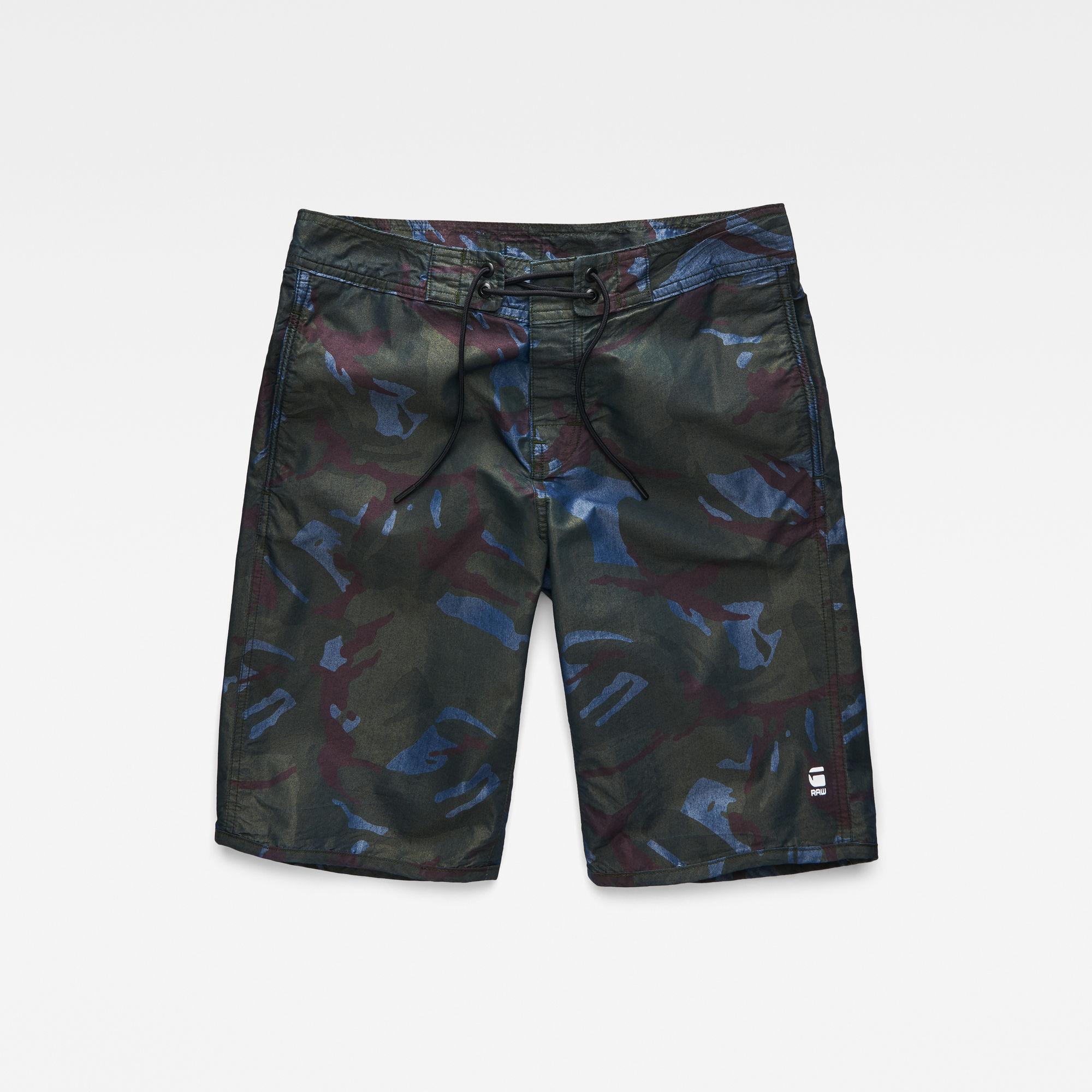Divad Cord Swim Shorts