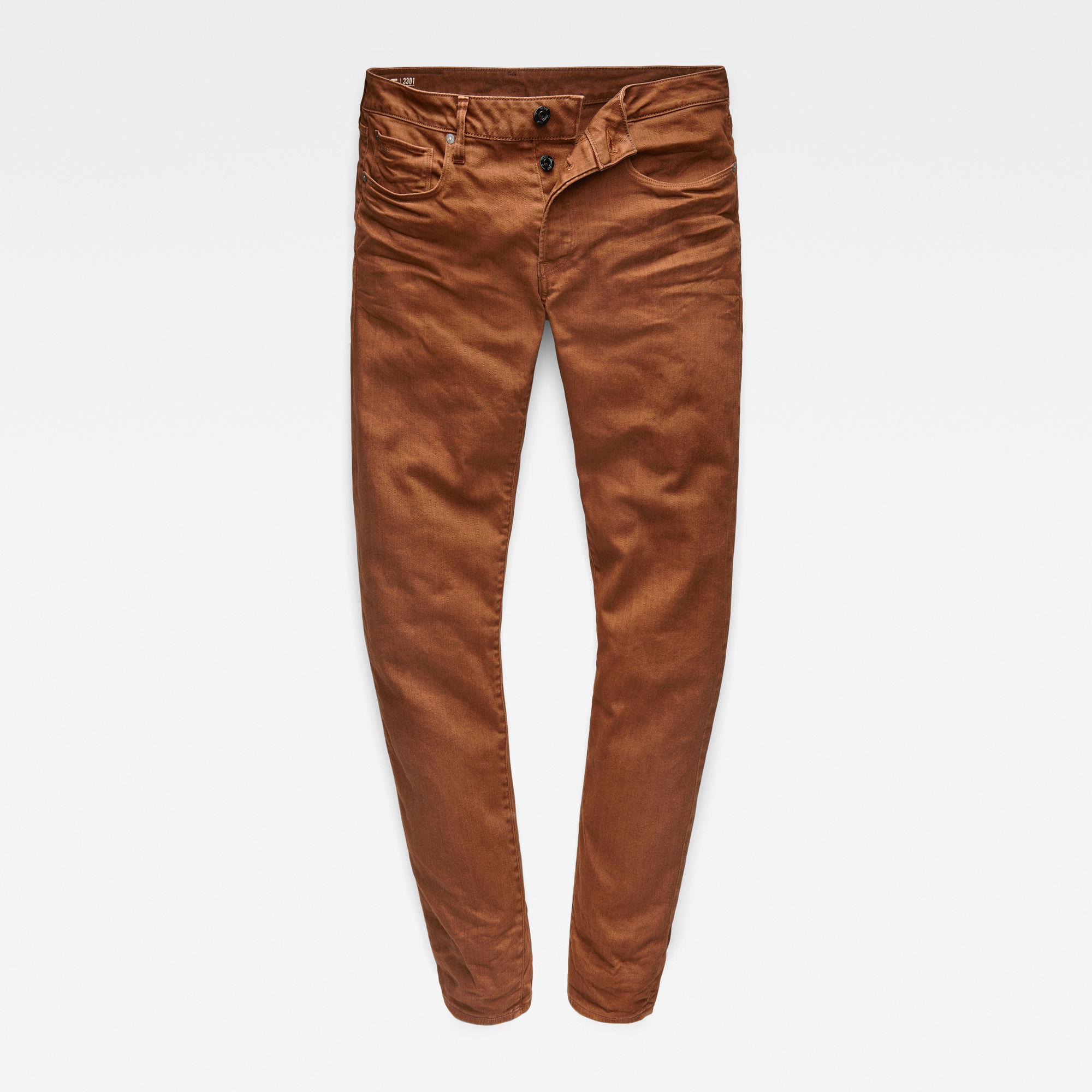 3301 Slim Color Jeans