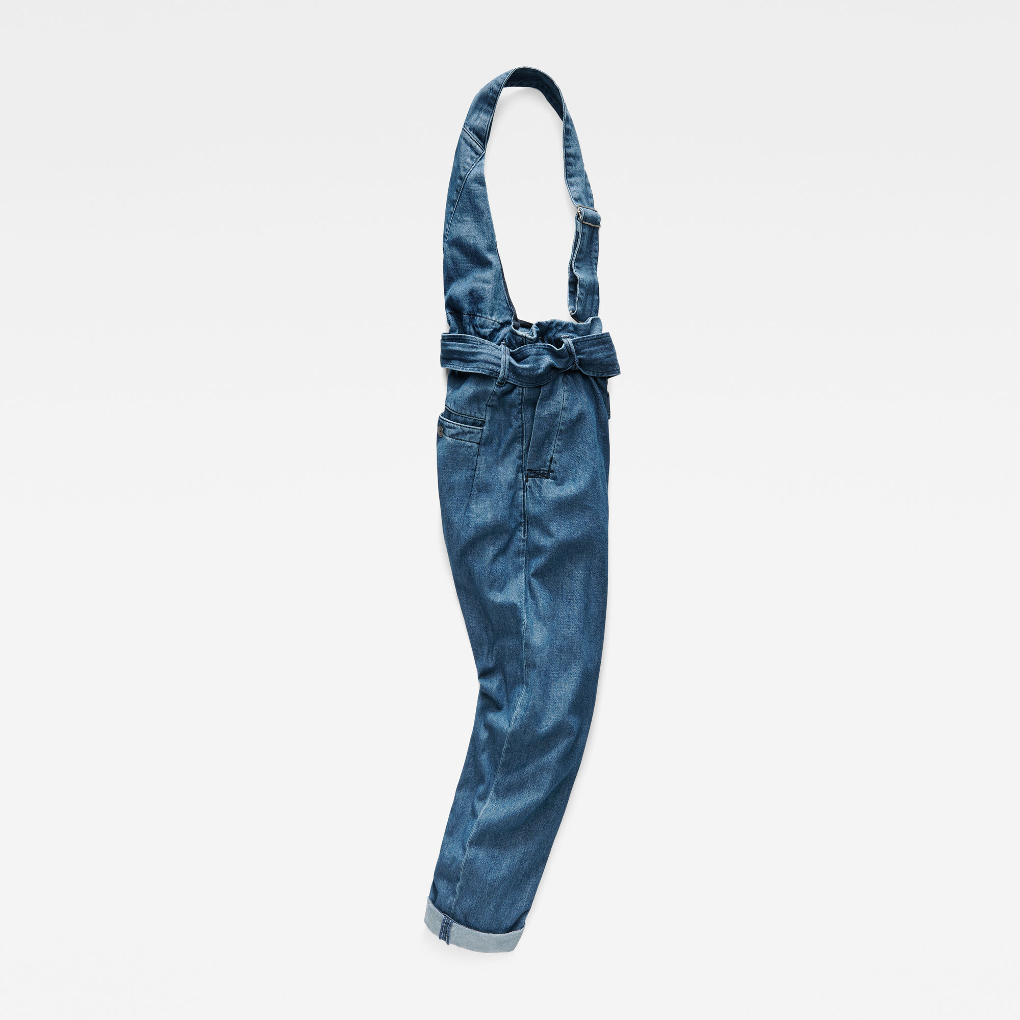 Bronson Paperbag Waist Overalls
