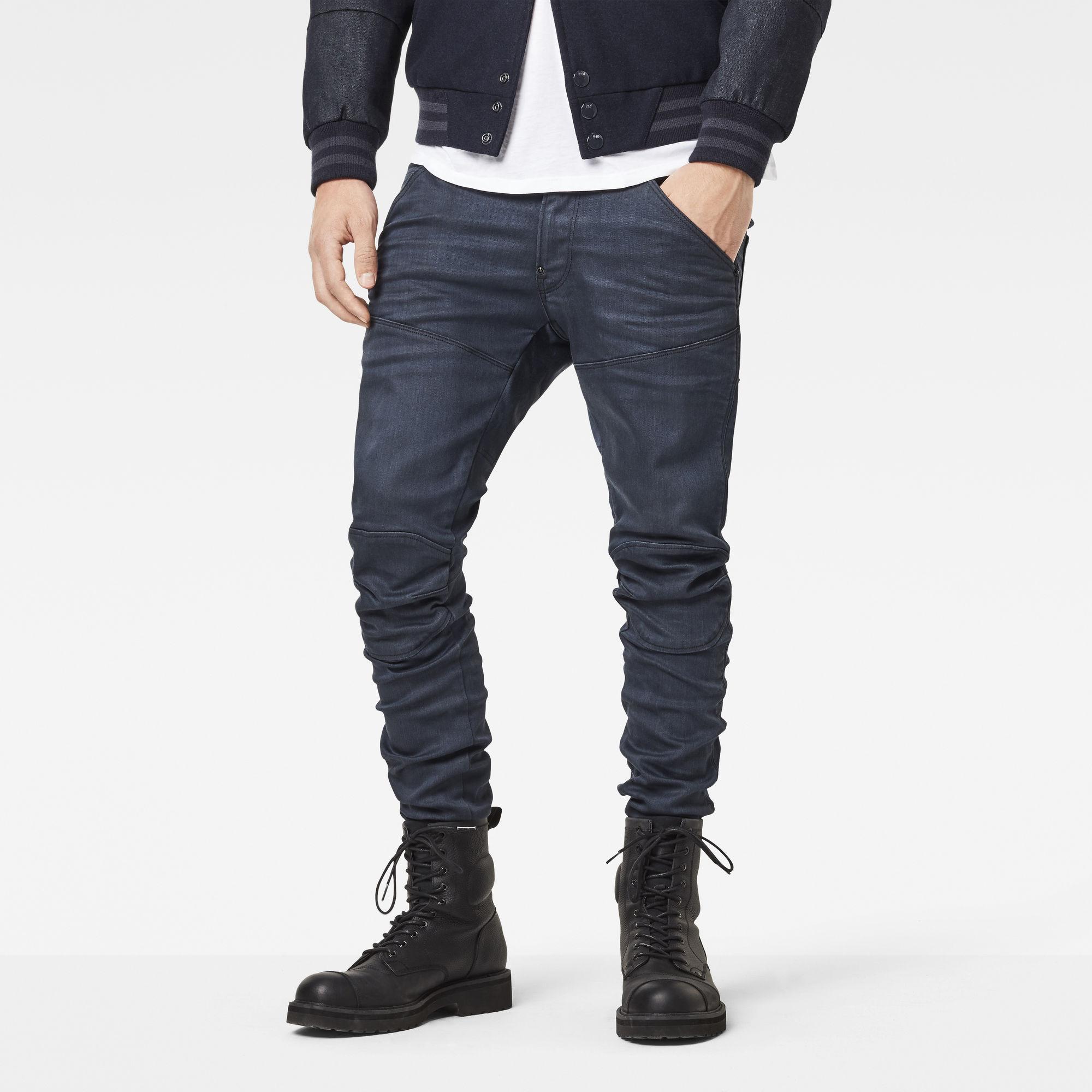 5620 G-Star Elwood 3D Super Slim Color Jeans