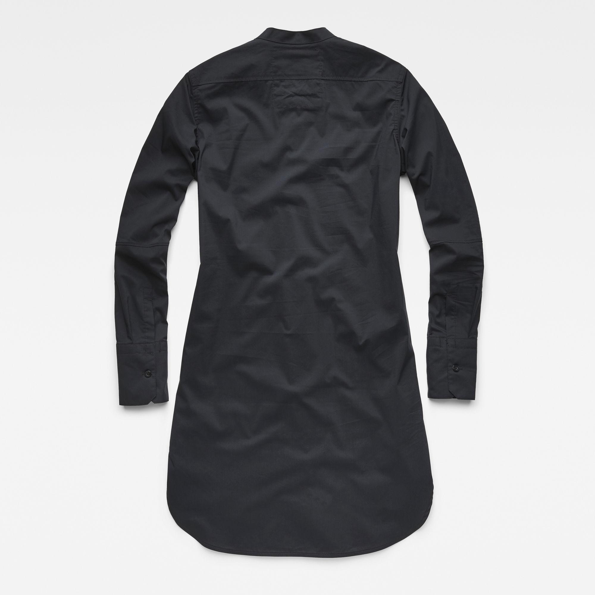 Core 3D Elongated Boyfriend Shirt