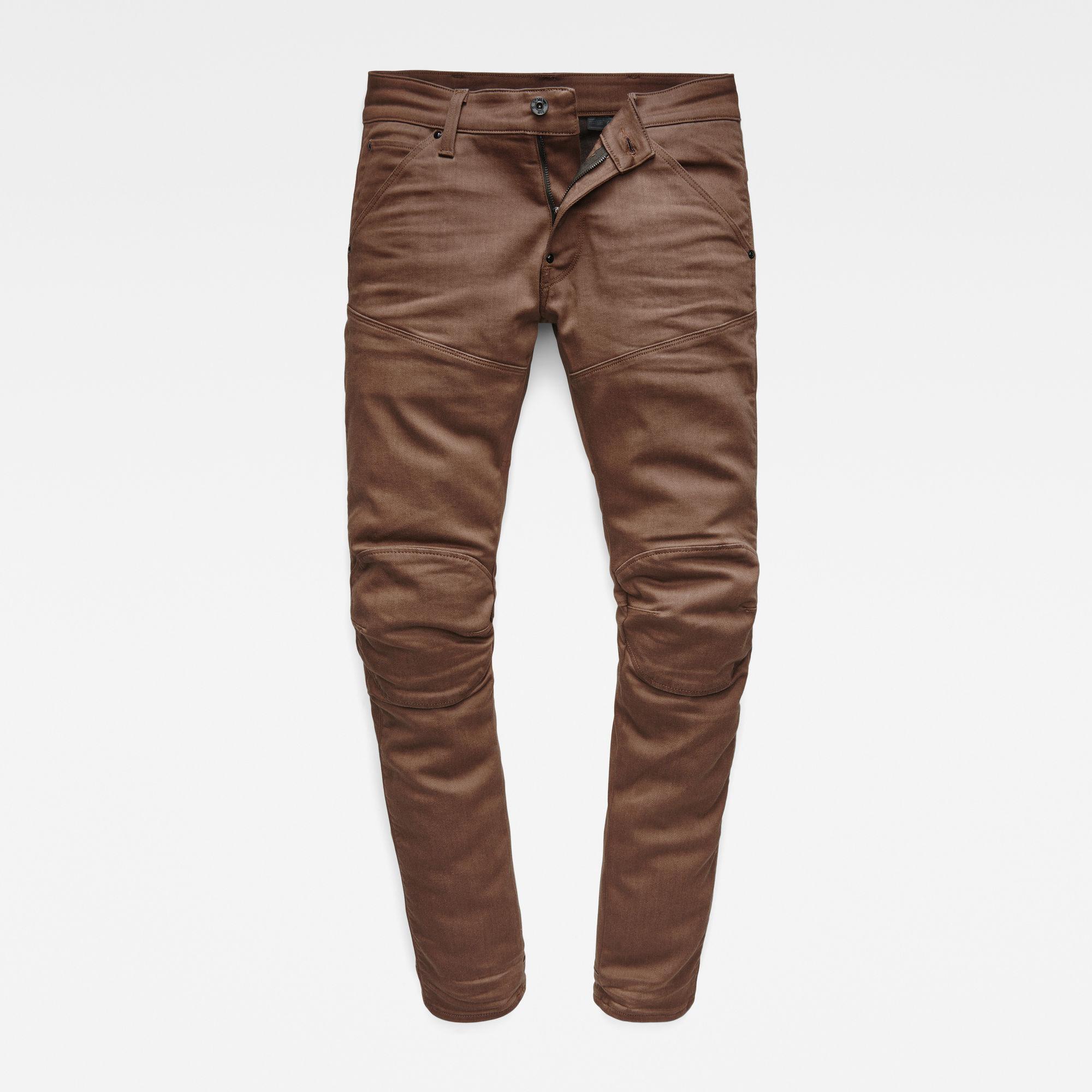 5620 G-Star Elwood 3D Skinny Color Jeans