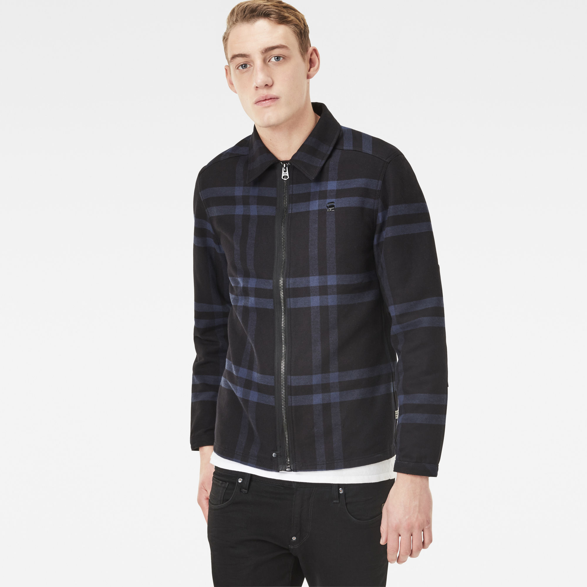 Type C Clean Overshirt