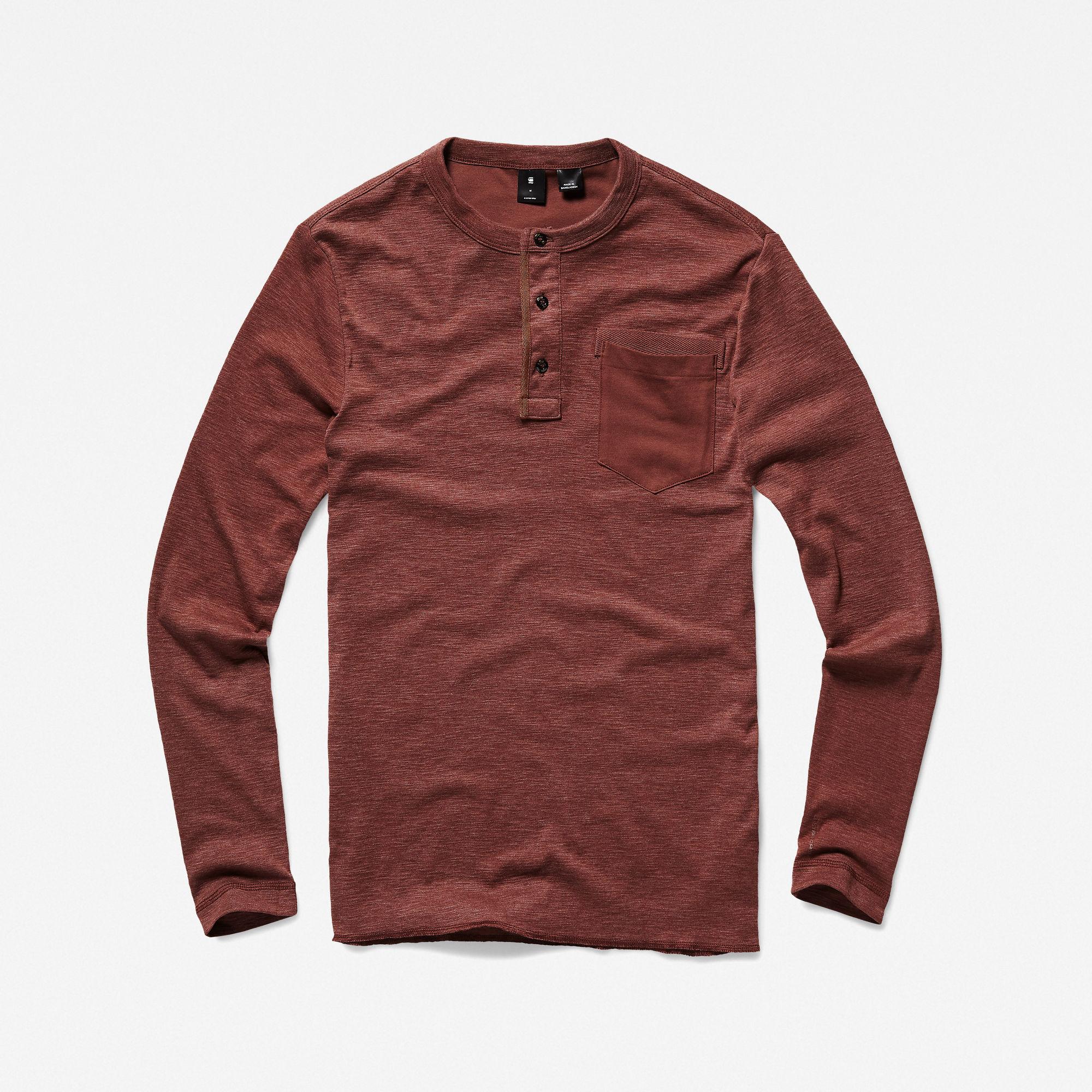 Classic Granddad Pocket T-Shirt