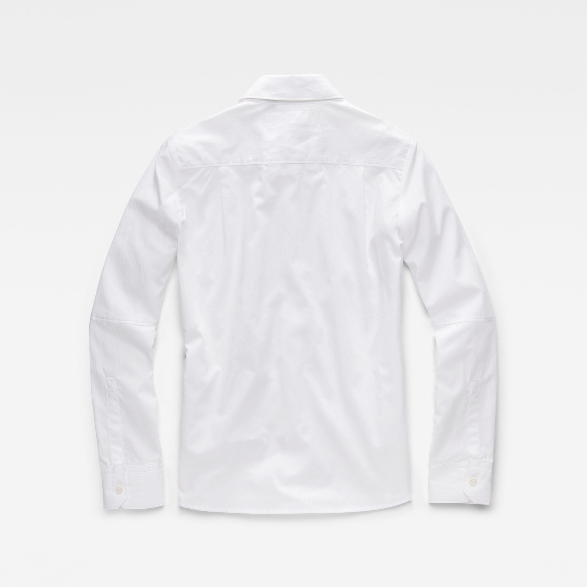 Core 3D Cropped Straight Shirt