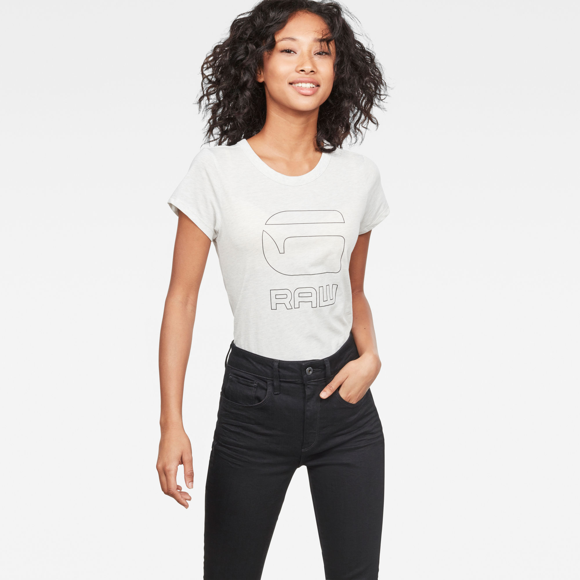 Image of G Star Raw Cirst Slim T-Shirt