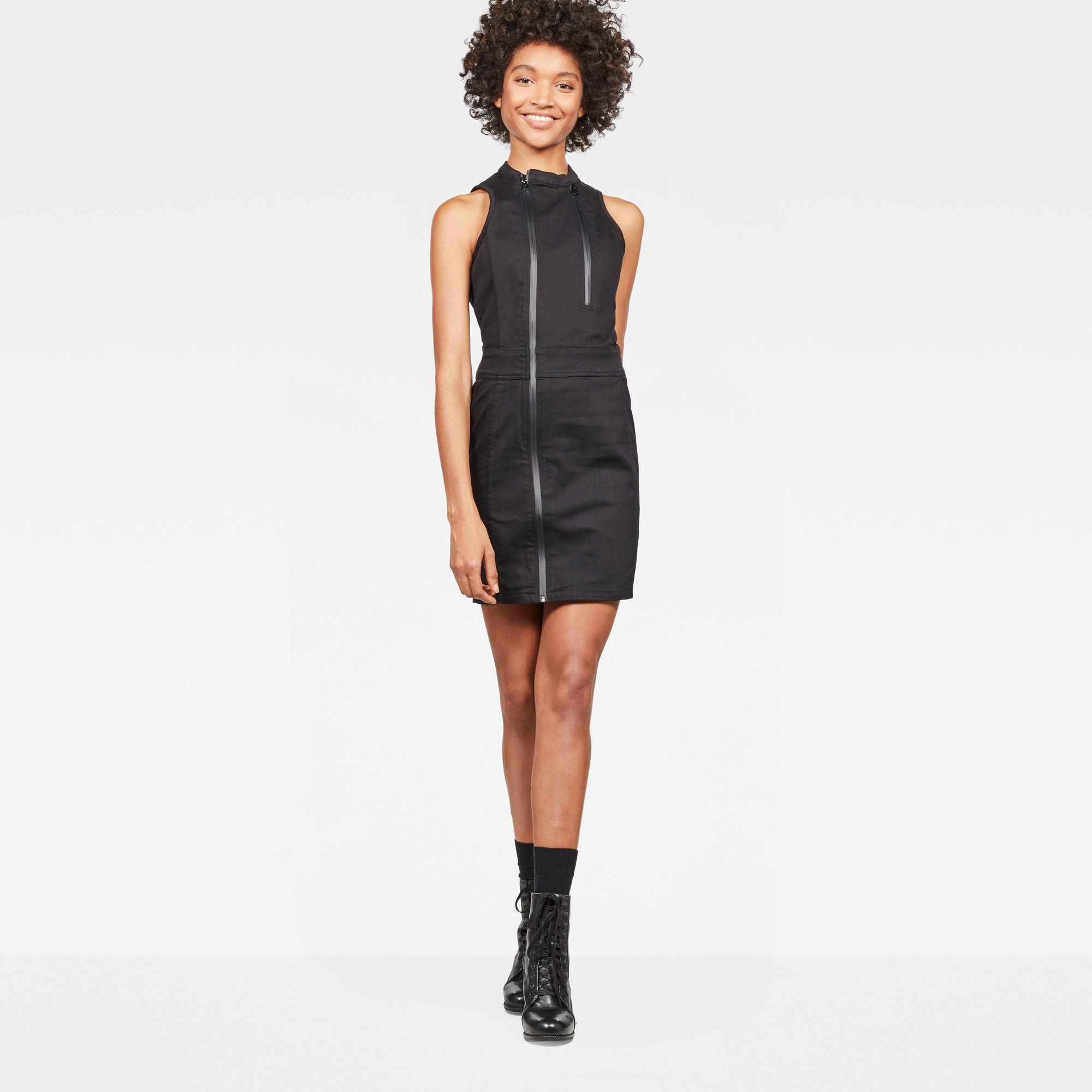 Lynn Lunar Slim Sleeveless Dress