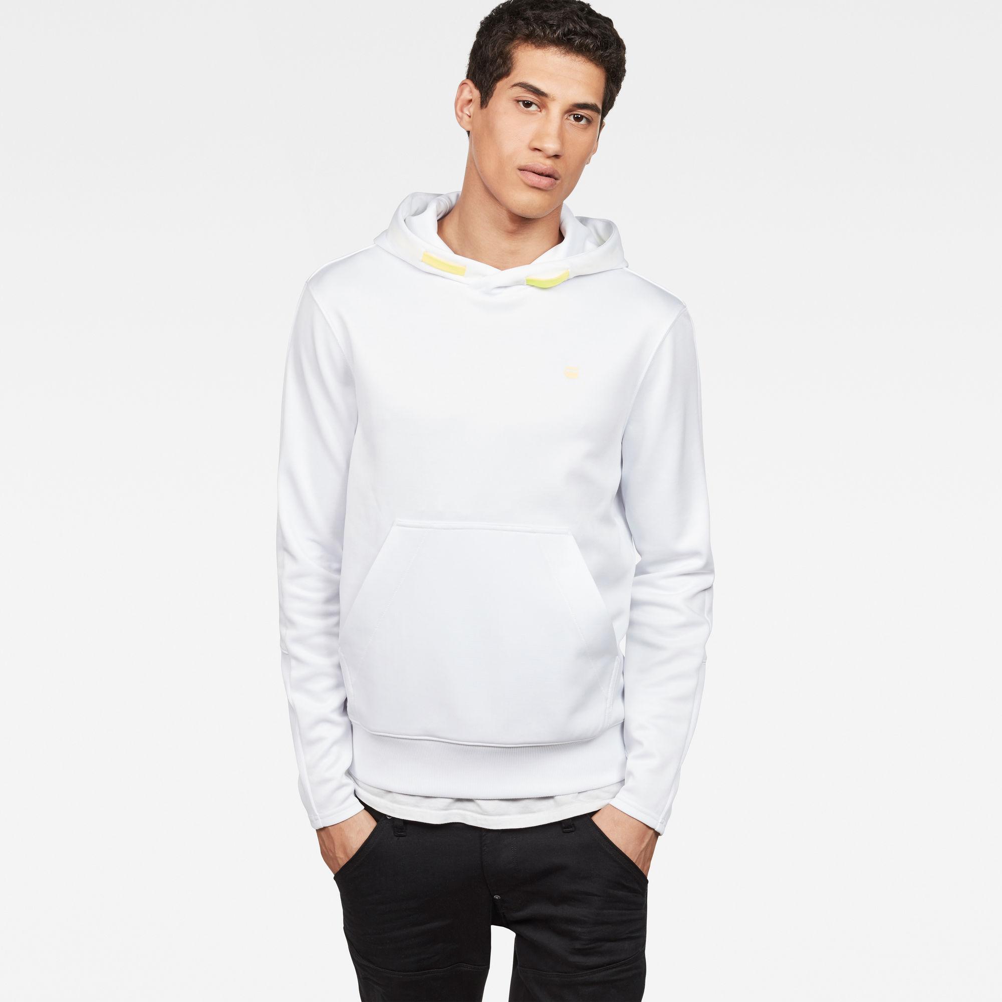 Carnix Slim Hooded Sweater