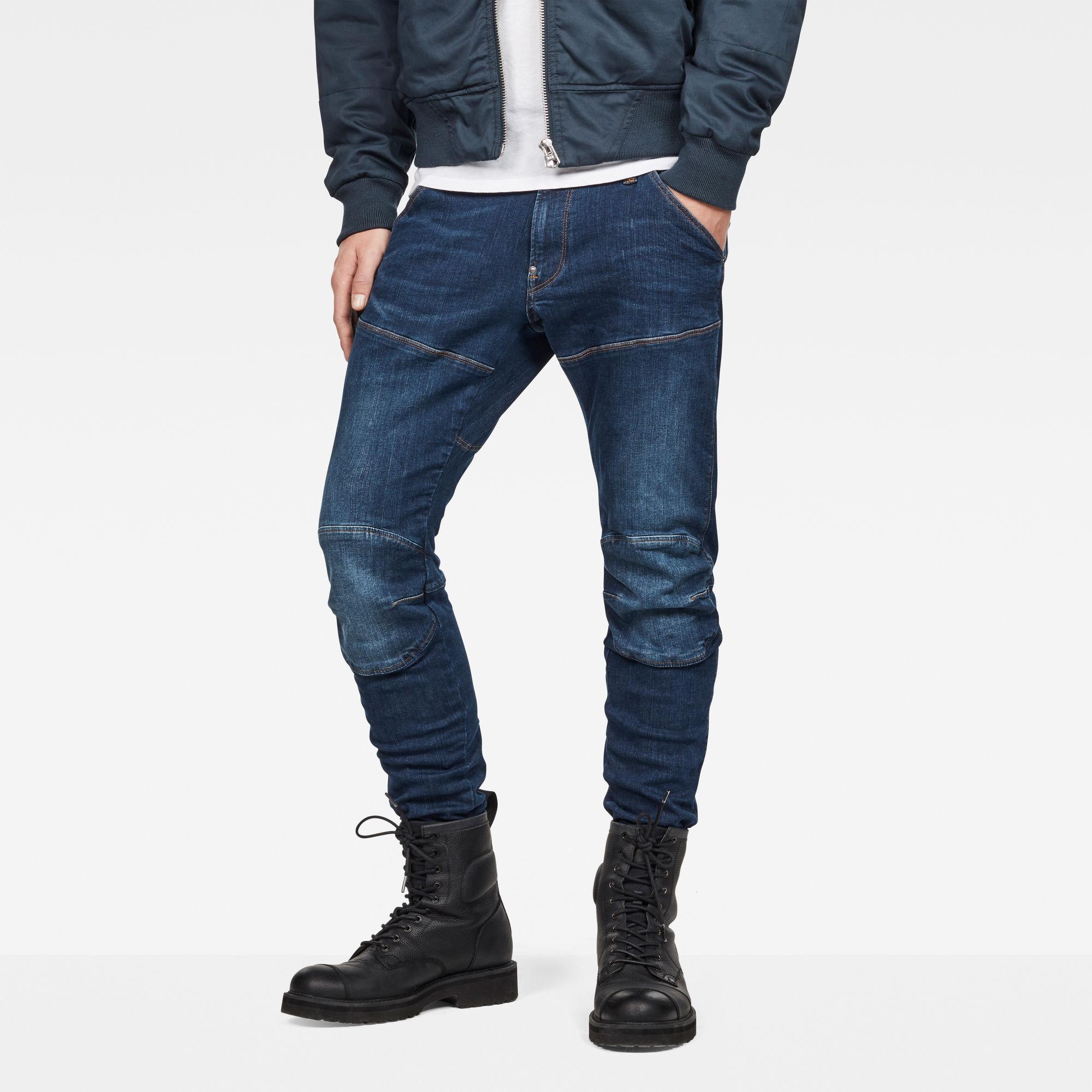 5620 G-Star Elwood 3D Skinny Jeans