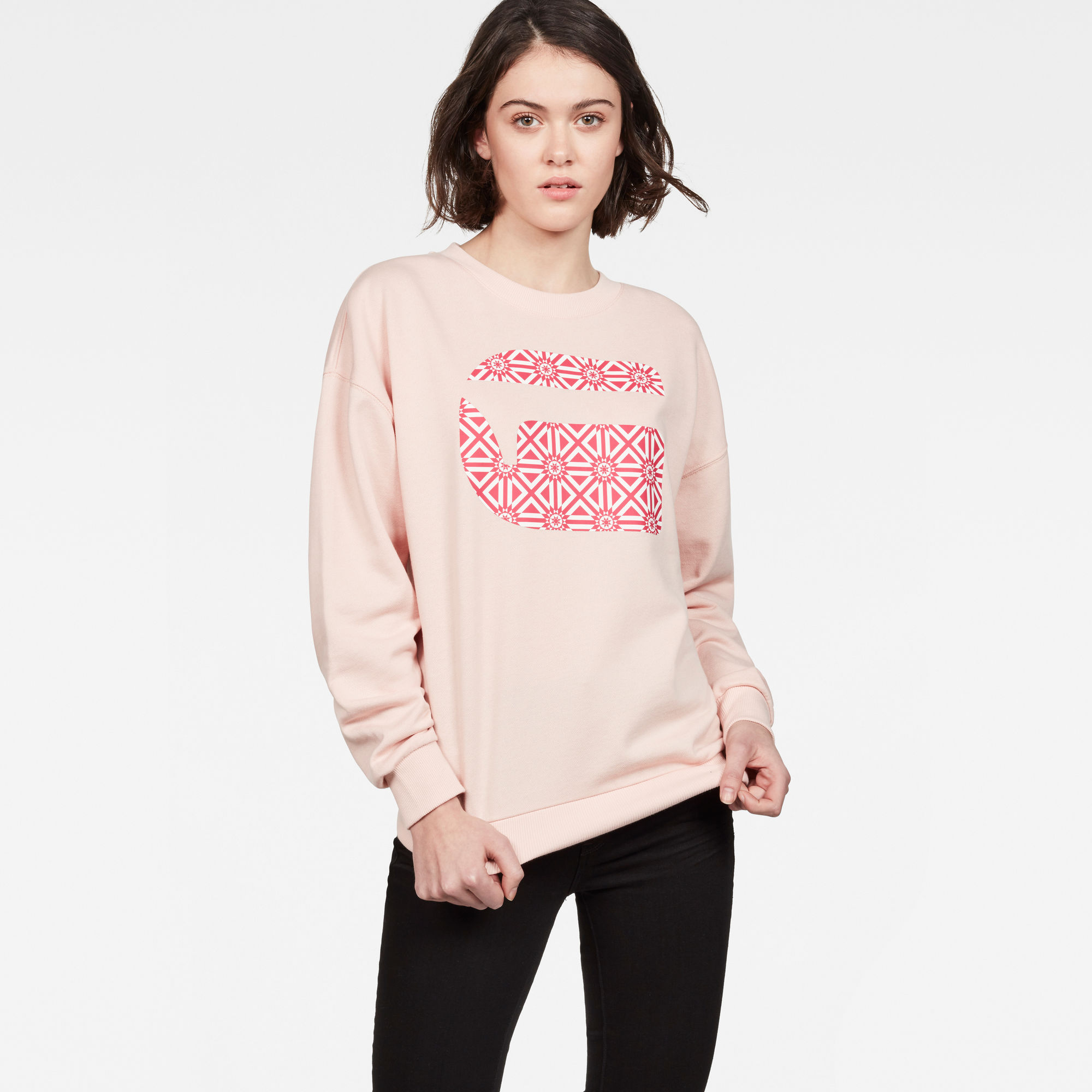 Image of G Star Raw Oluva Oversized Sweater