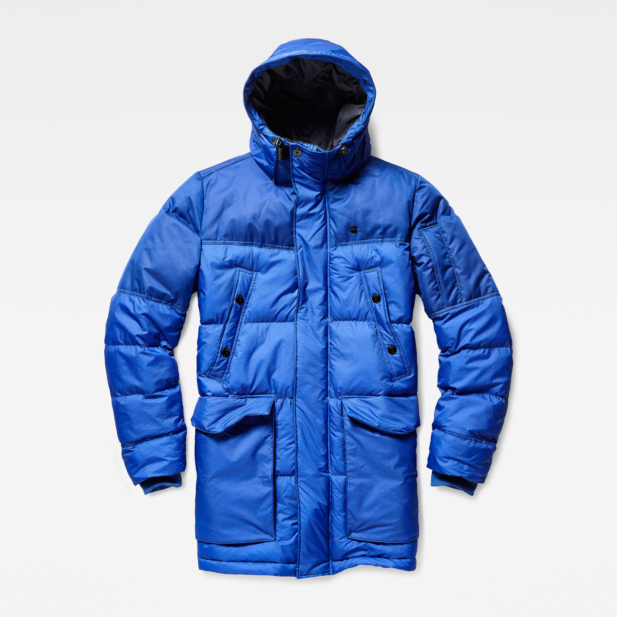 Image of G Star Raw Whistler Padded Hooded Parka