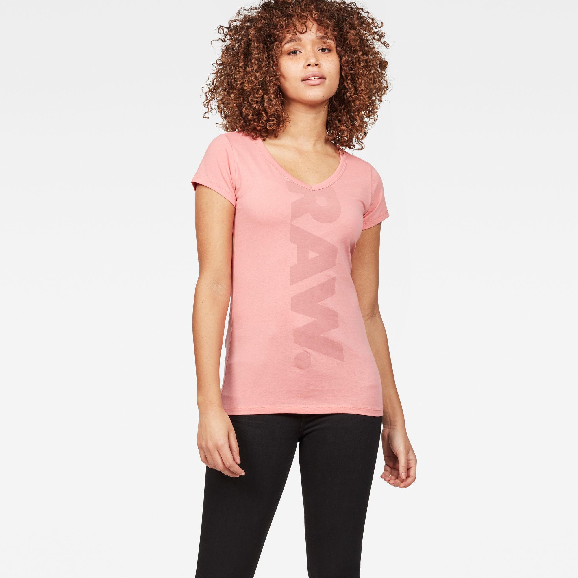 Image of G Star Raw Emoru Slim T-Shirt