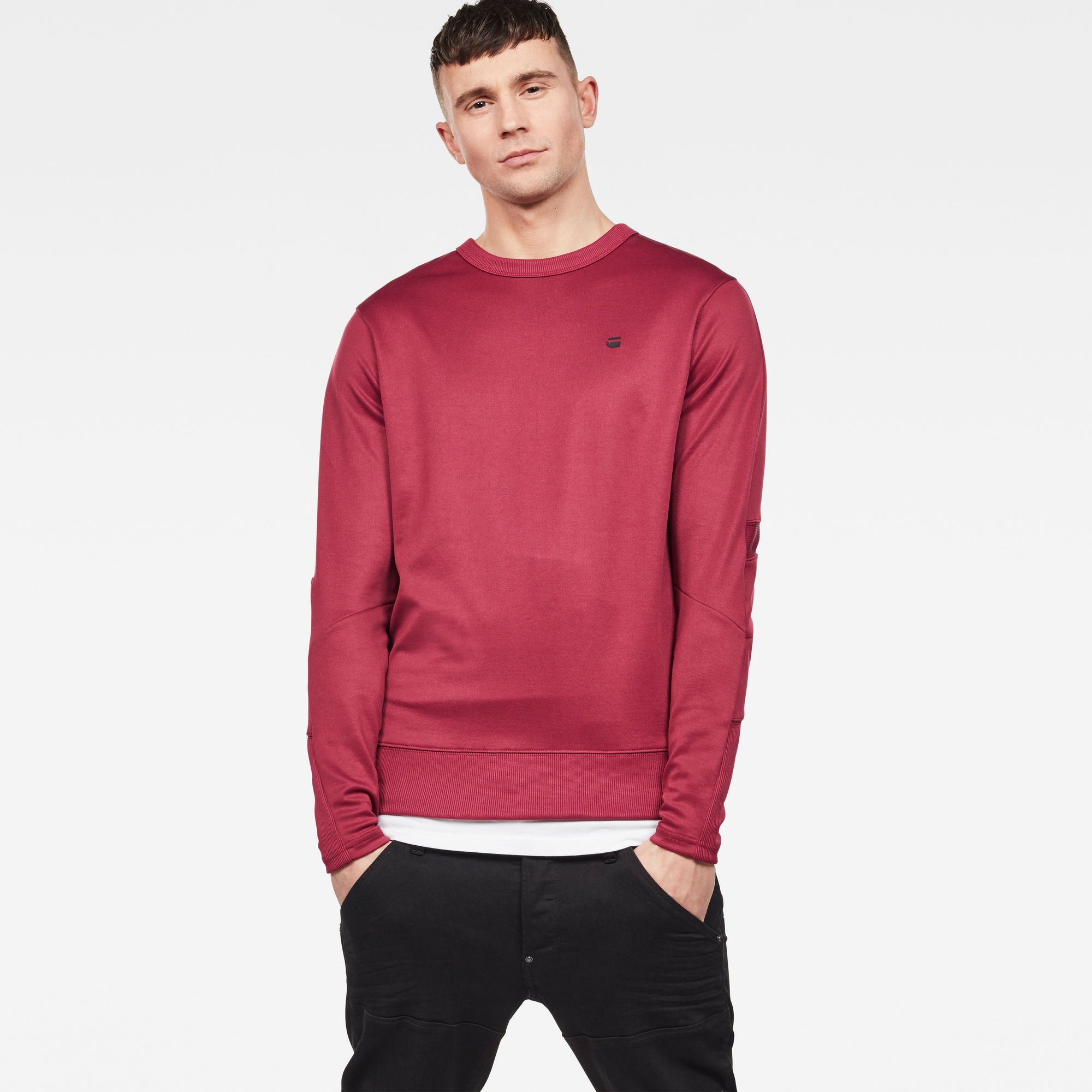 Image of G Star Raw Motac-X Slim Sweater