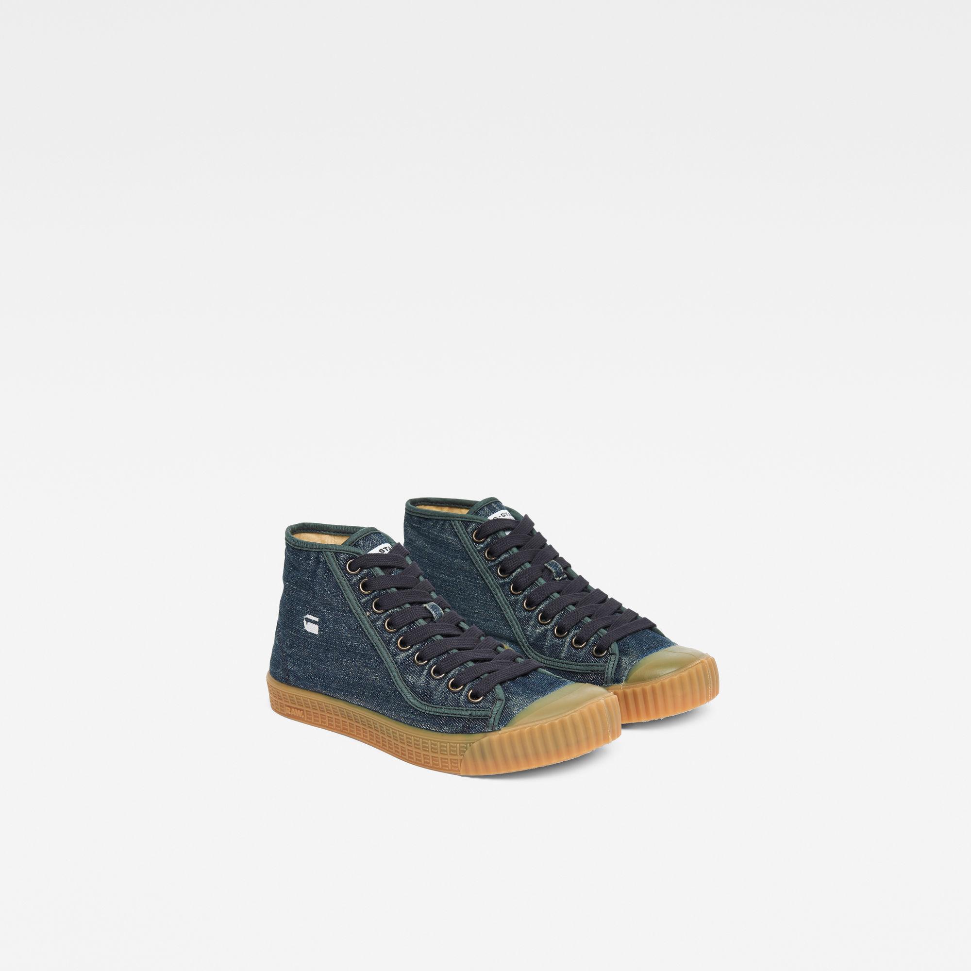 Rovulc Roel Wash Mid Sneaker
