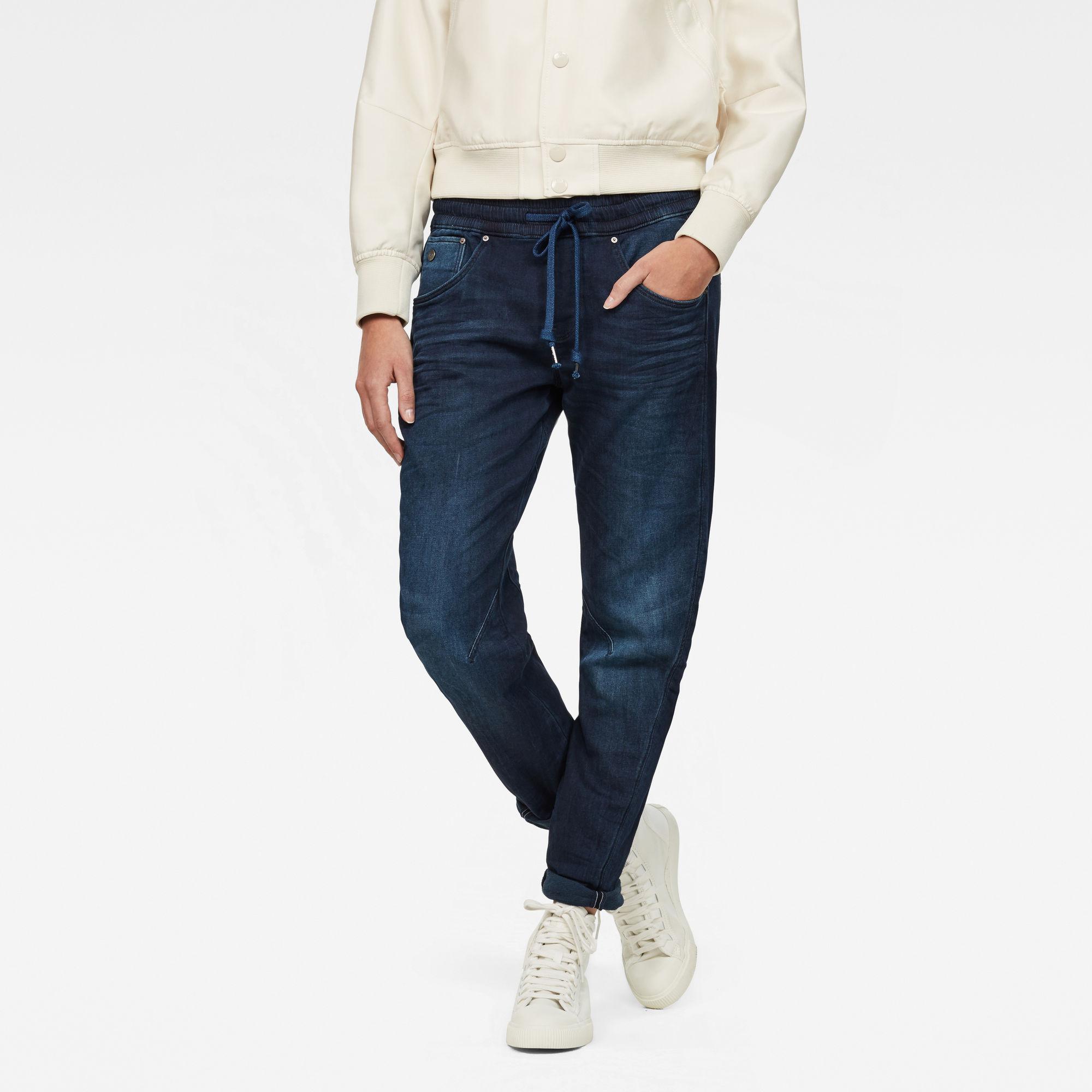 A3D Sport Mid waist Boyfriend Jeans