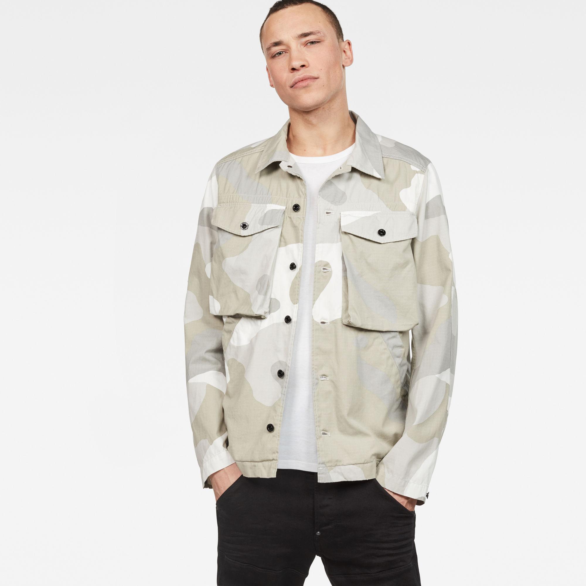 Type C Army Overshirt