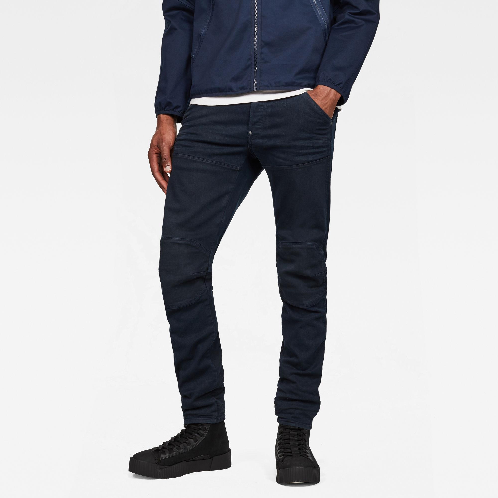 5620 3D Slim Tone-Mix Color Jeans