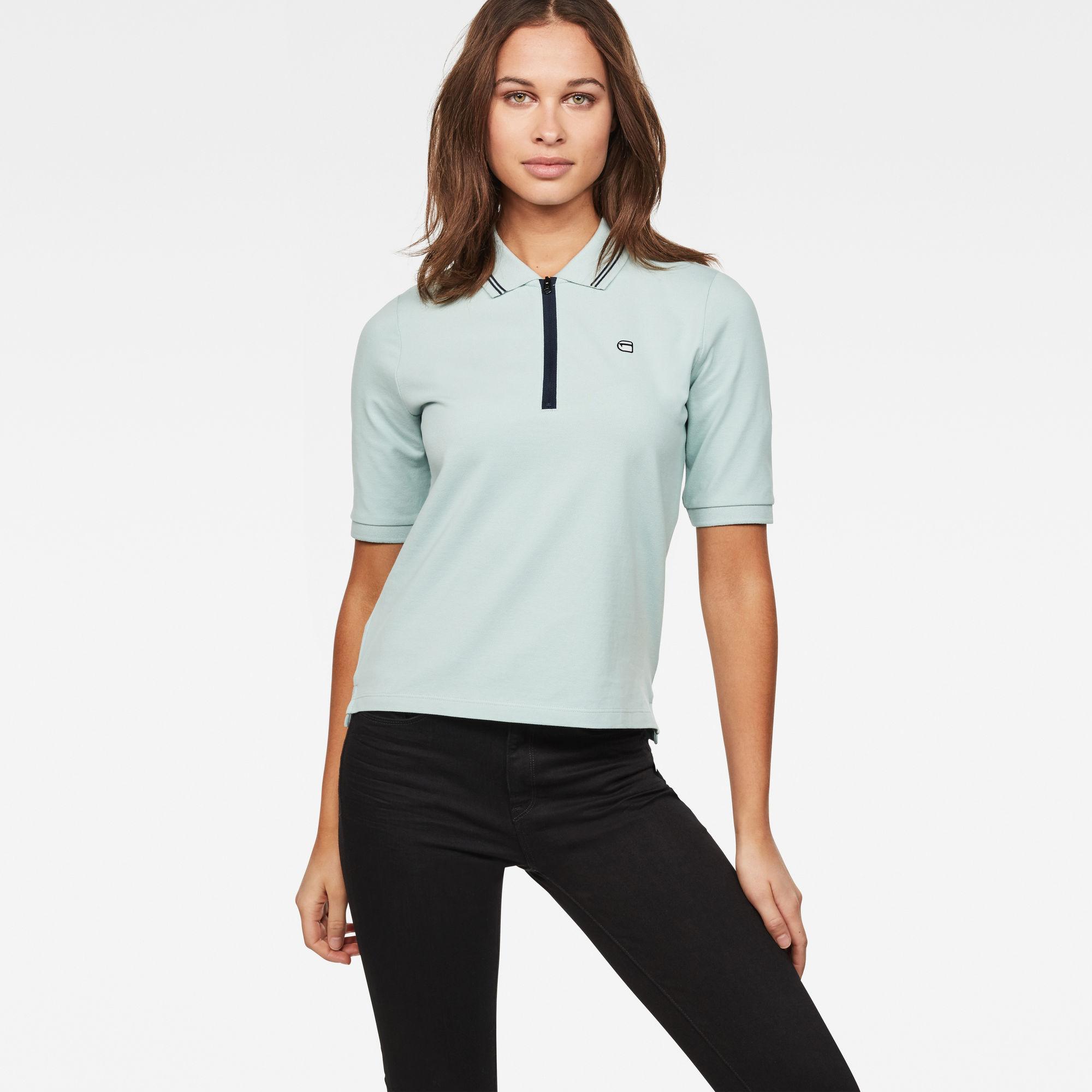Raw Correct Slim 1 2-Sleeve Polo