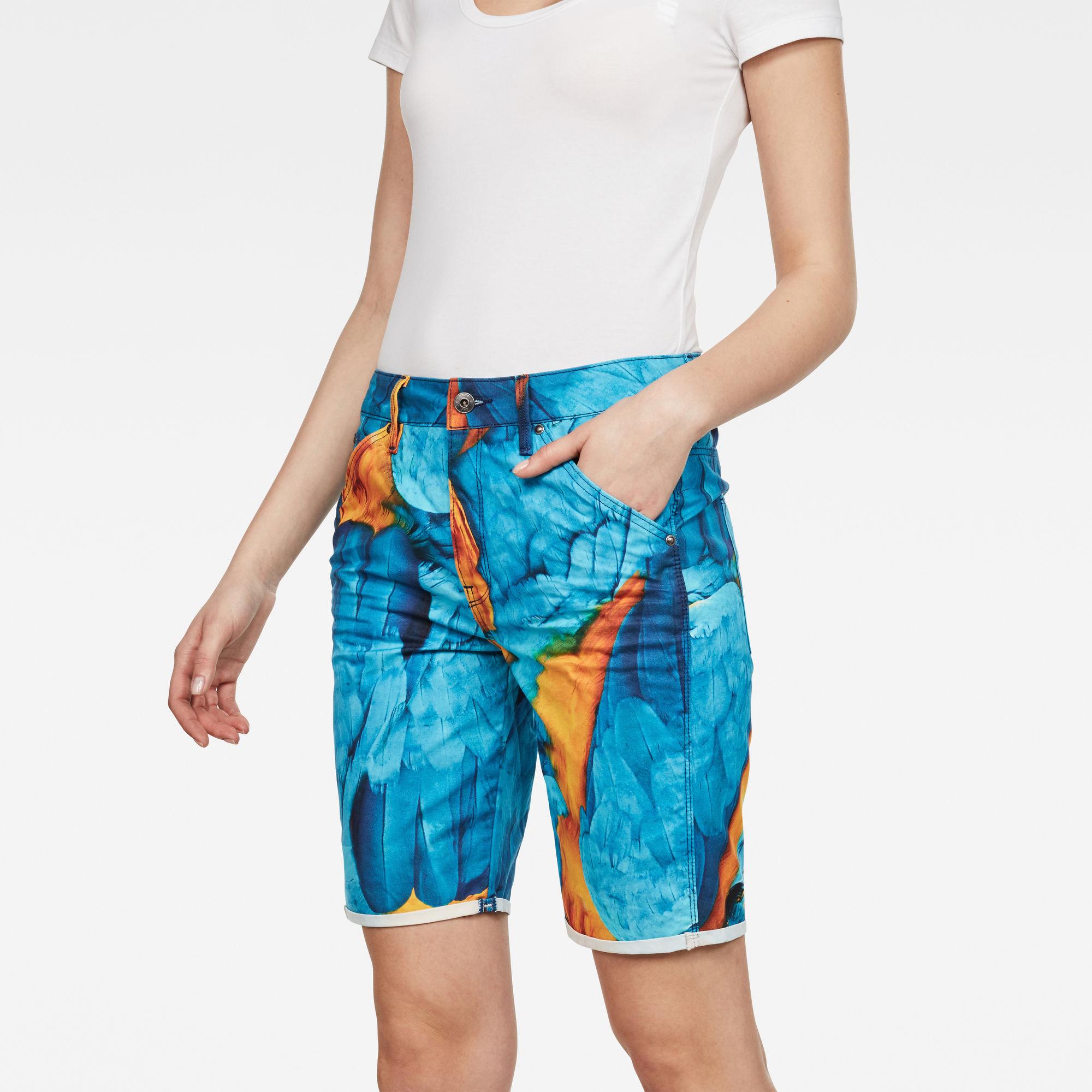 G-Star Elwood X25 3D Boyfriend Women's Shorts