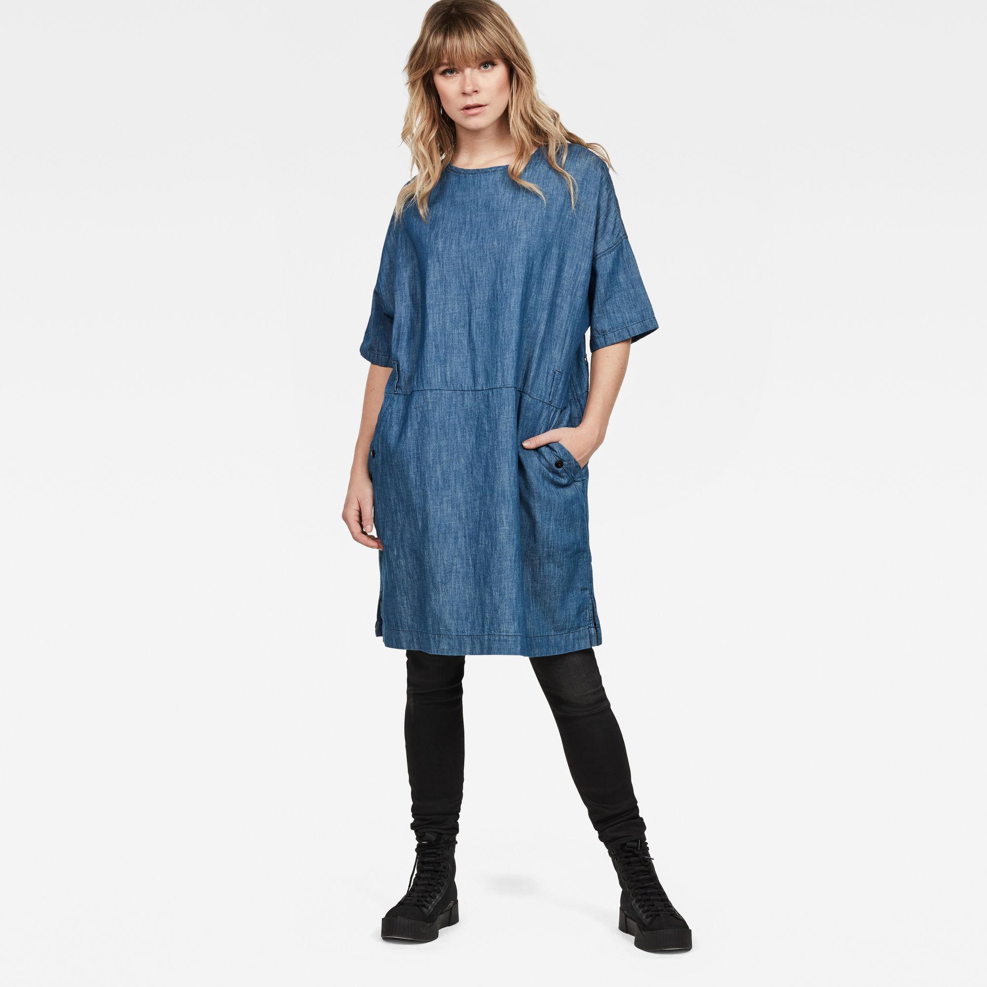 Deline Shirt Dress