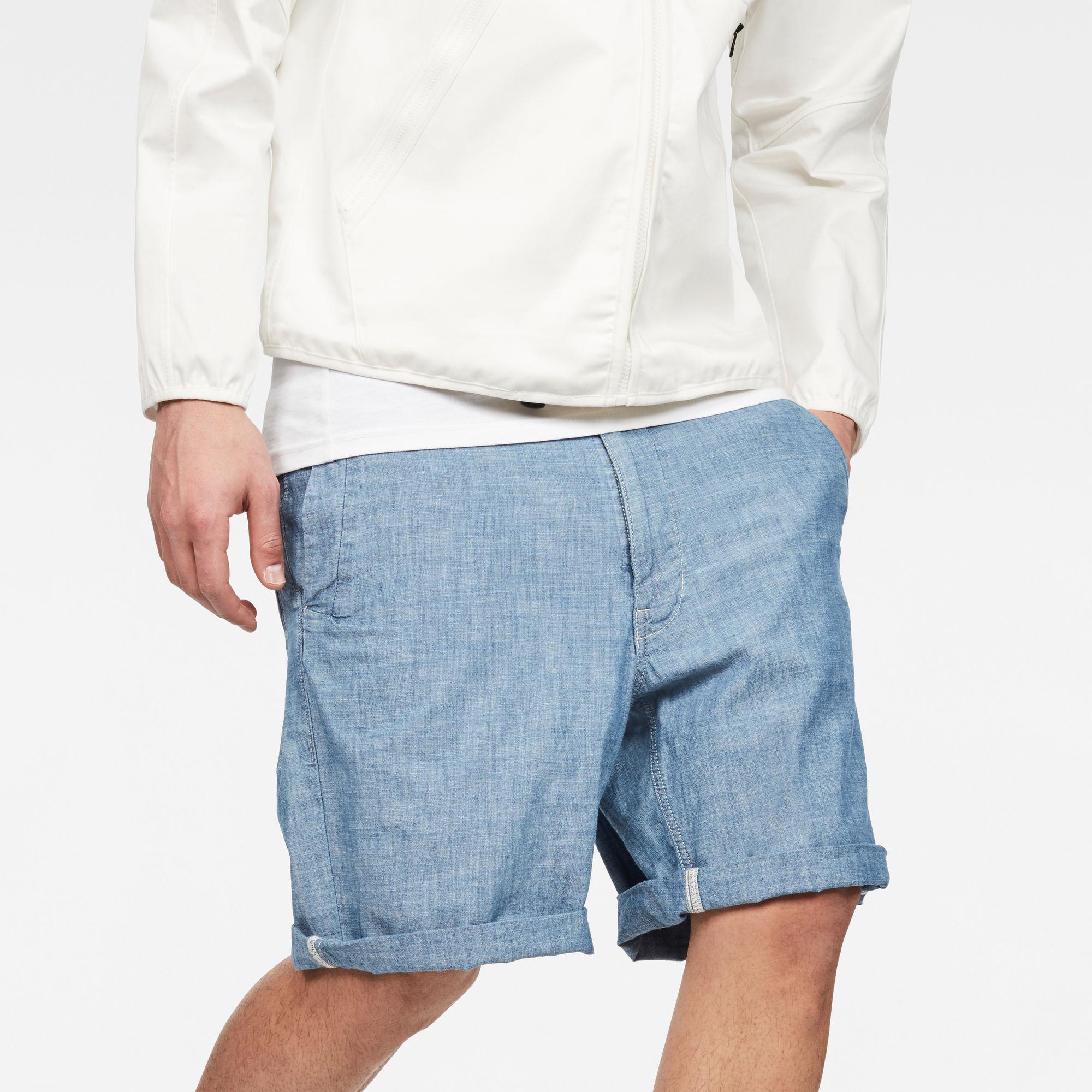 Bronson Loose 1 2-Length Shorts