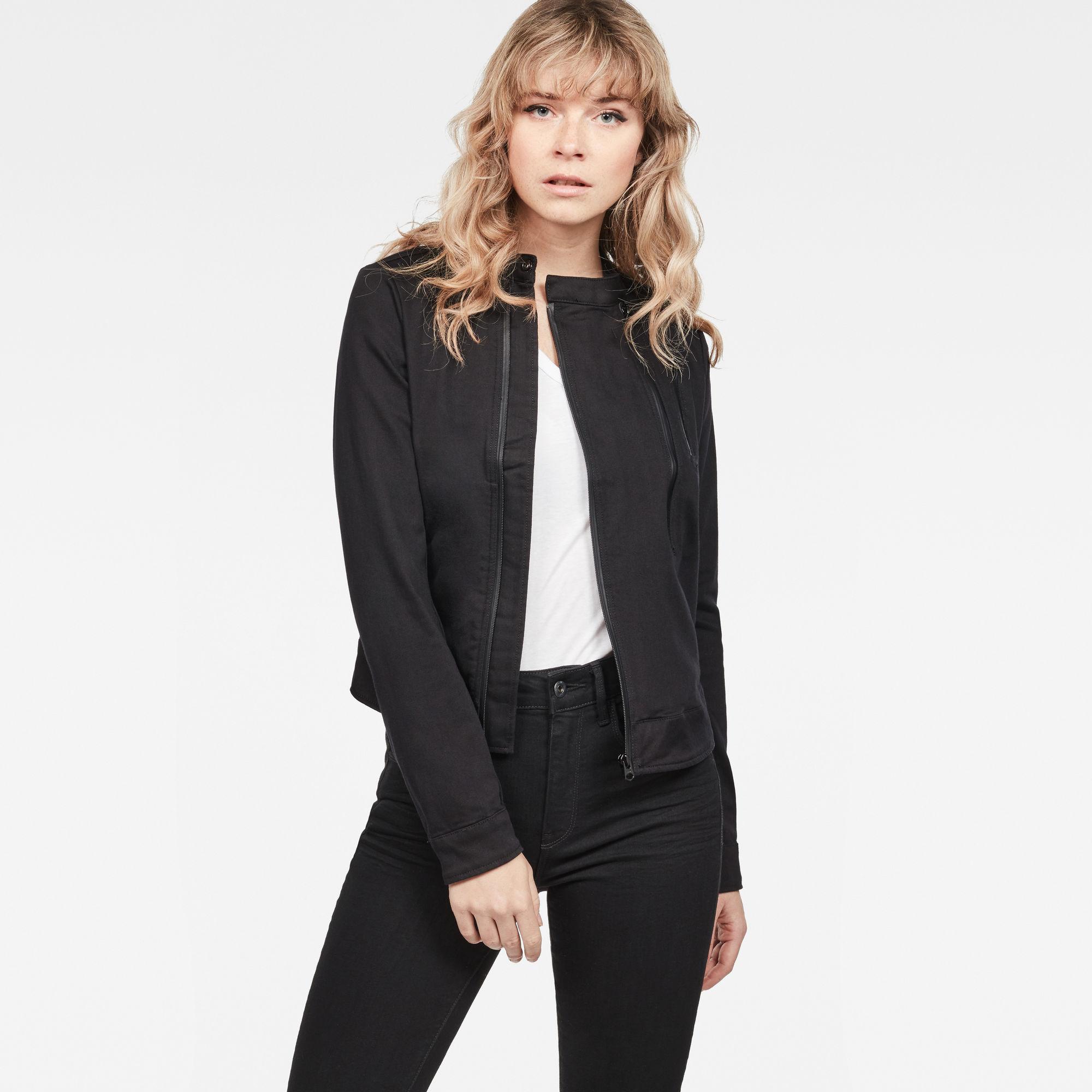 Lynn Lunar Slim Denim Jacket