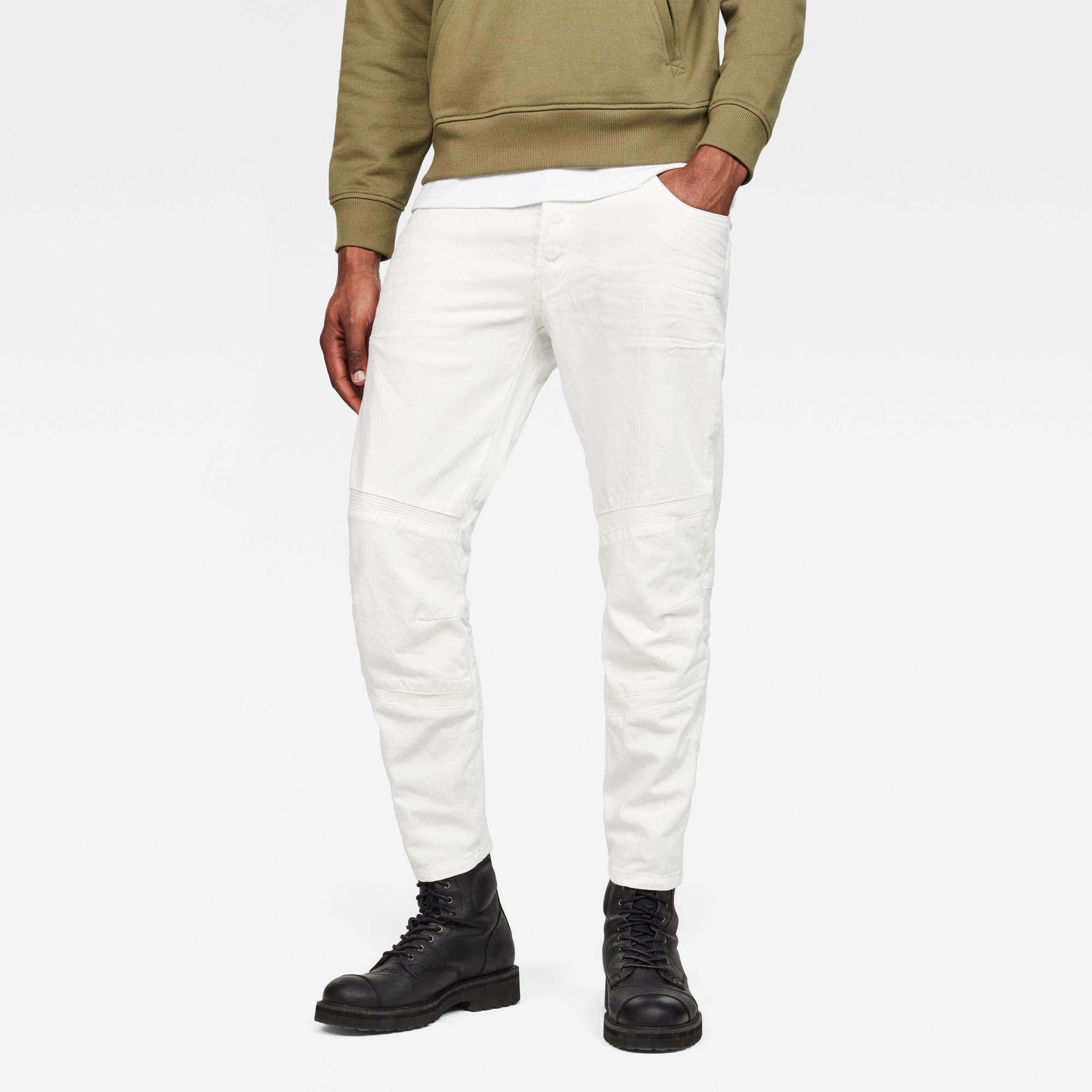Motac Deconstructed 3D Slim Cropped Jeans