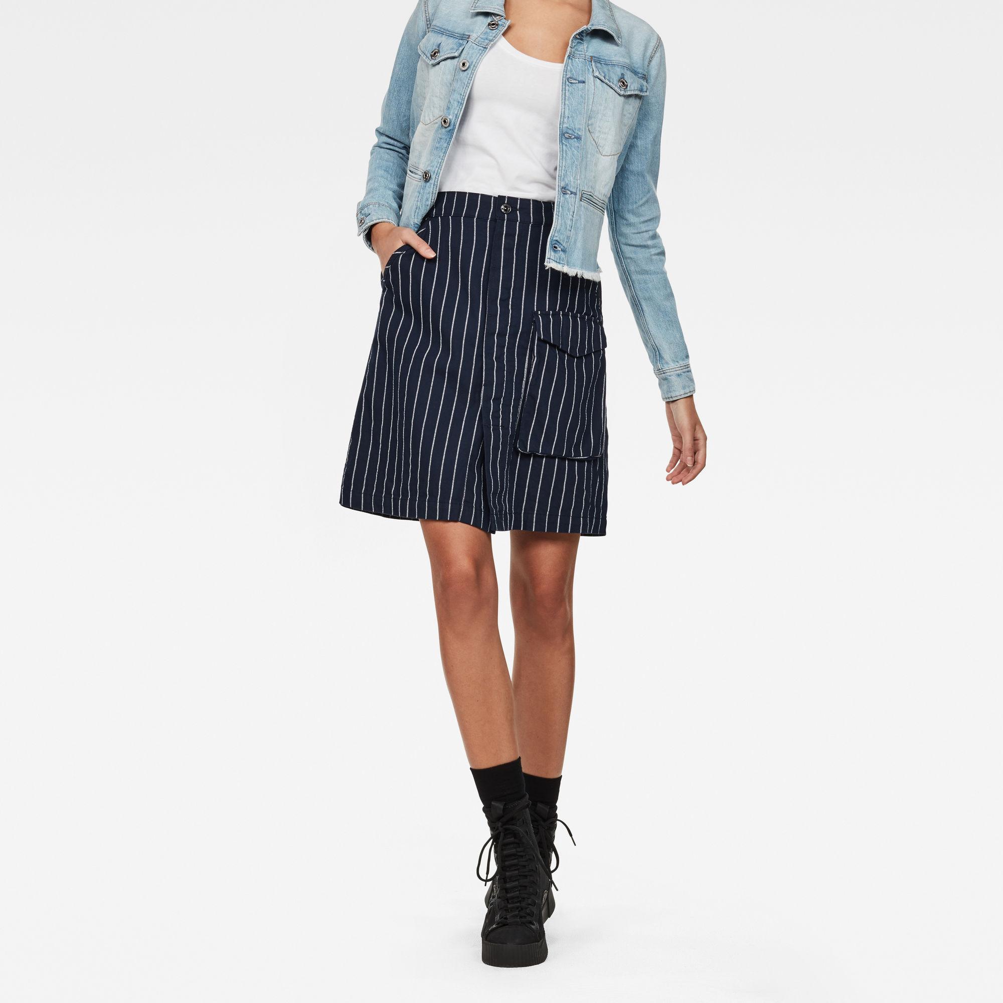 Tendric High Waist waist Skirt