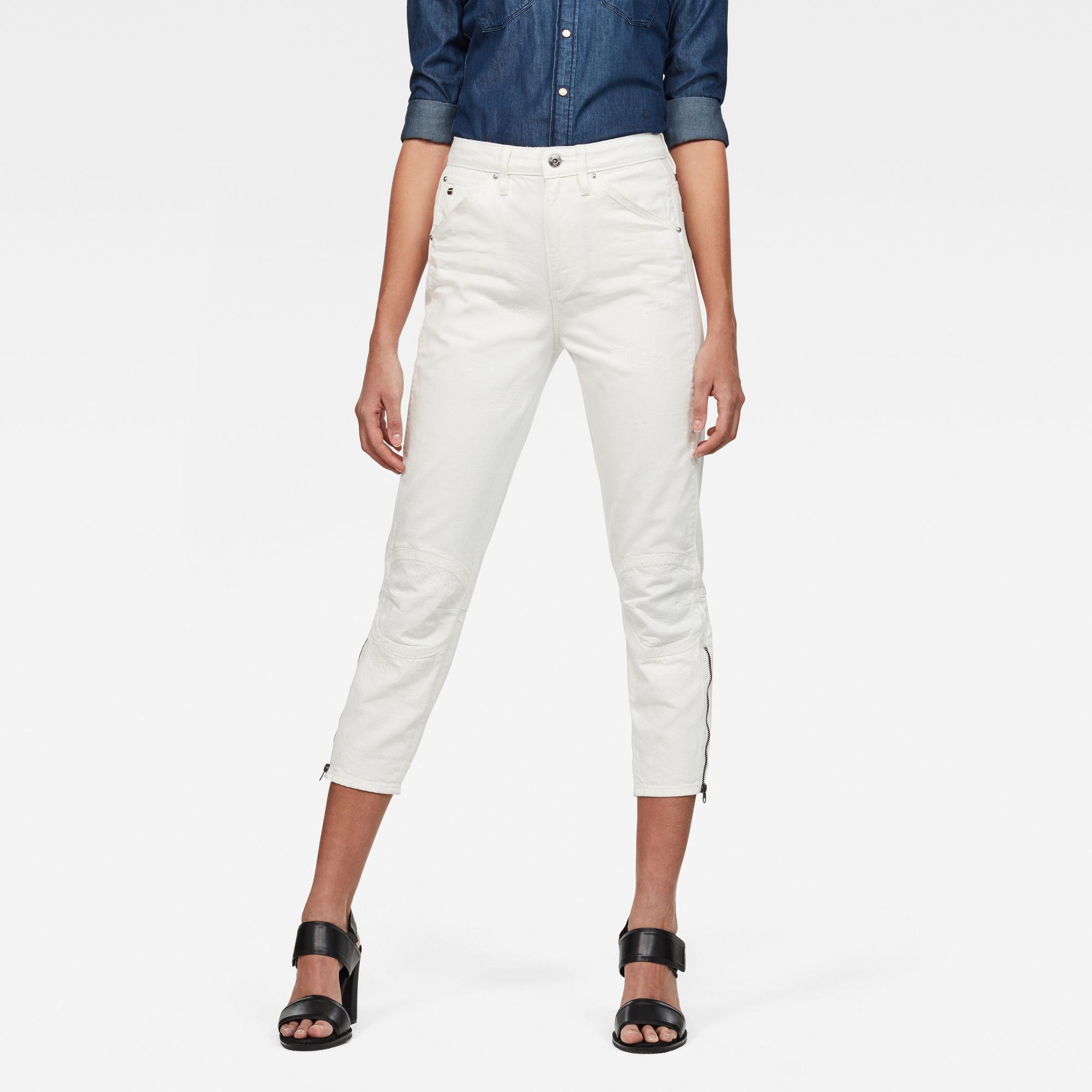 Raw Essentials 5622 Ultra High waist Straight 7 8 Jeans