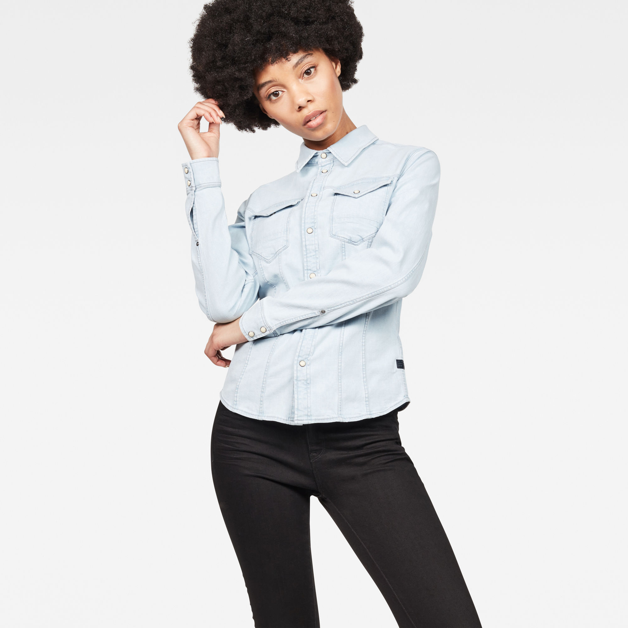 Image of G Star Raw Tacoma Classic Shirt