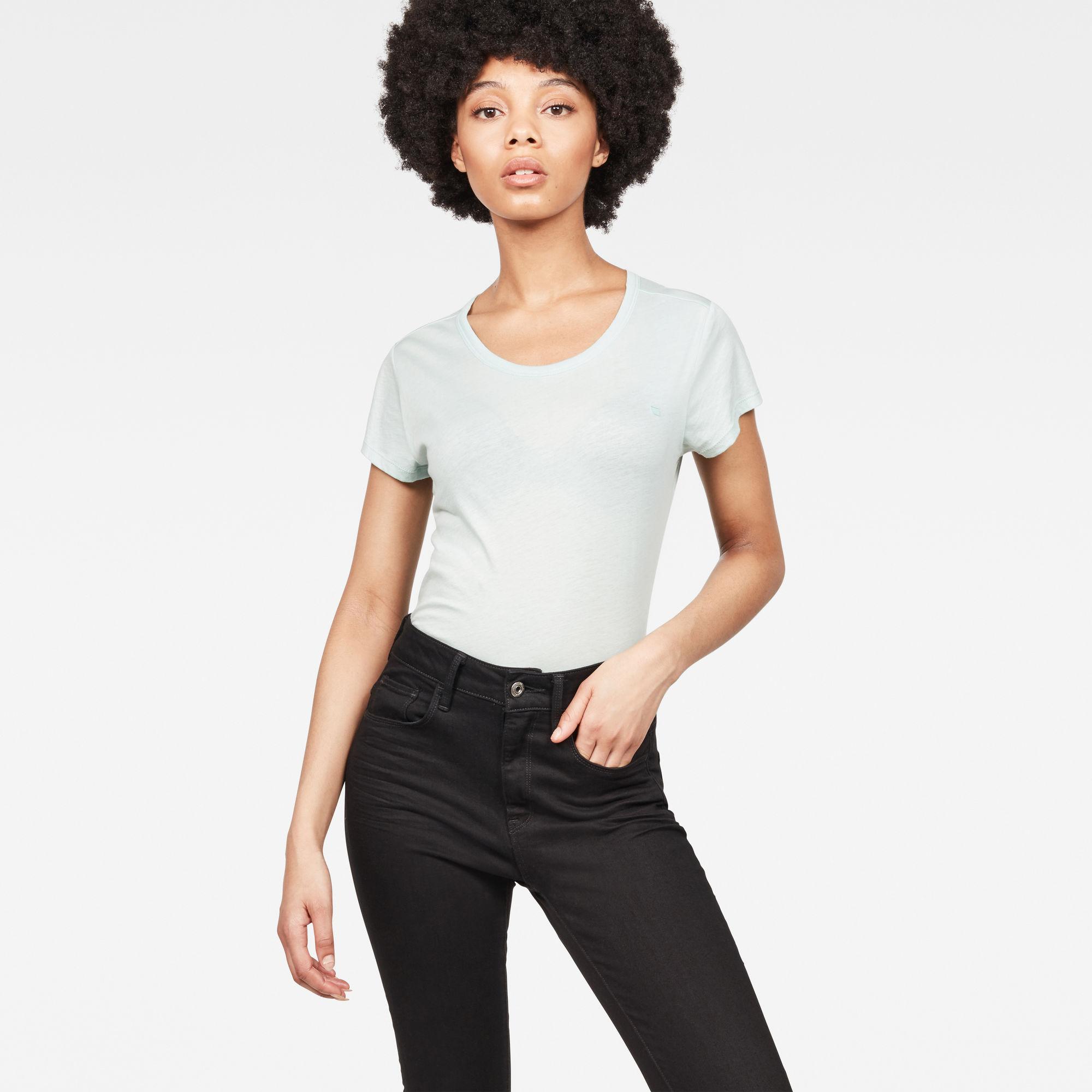 Raw correct liixa slim t-shirt