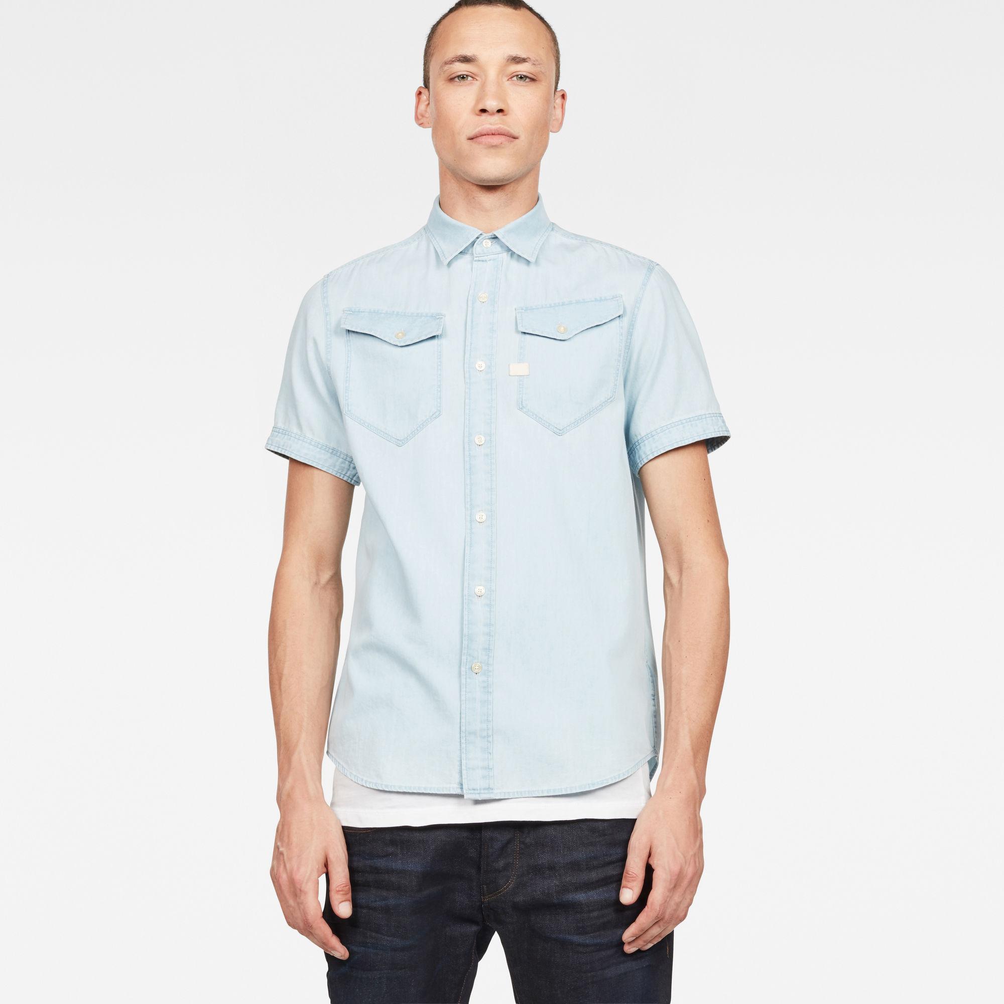 Image of 3301 Straight Shirt