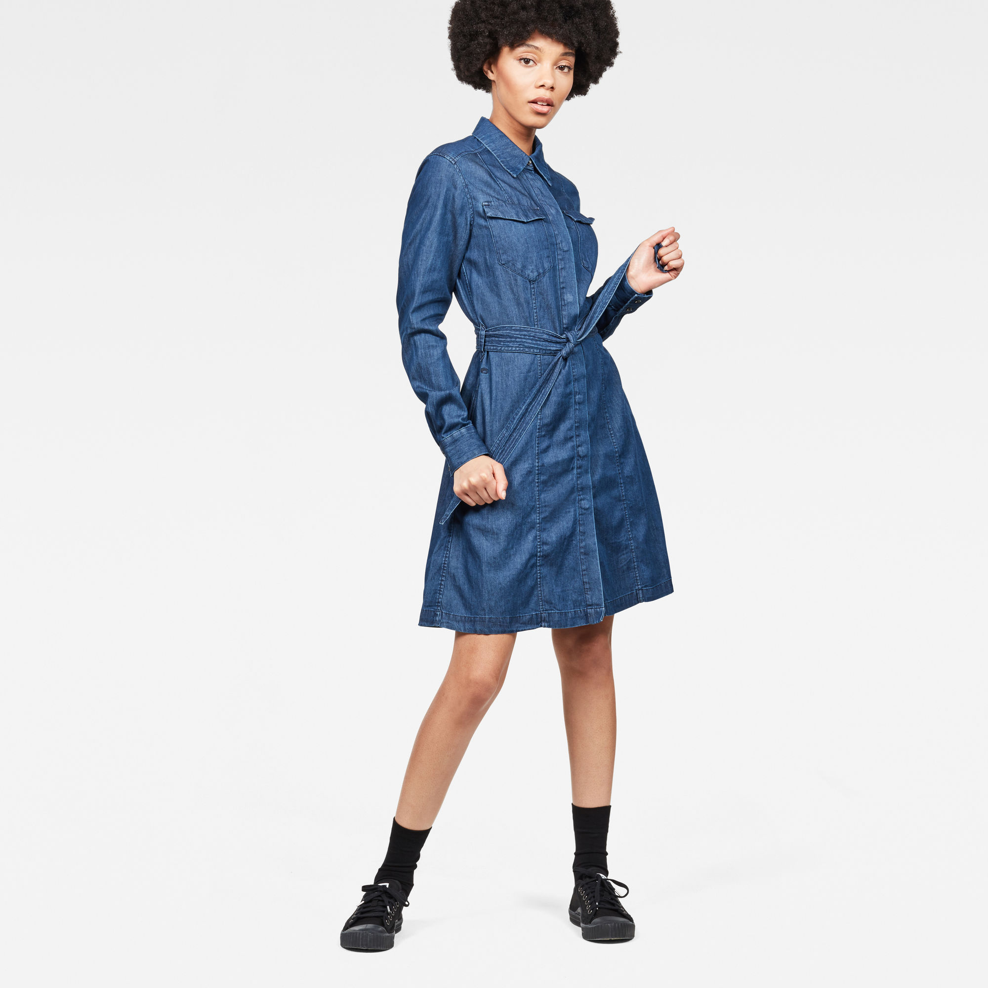 Image of G Star Raw Tacoma Dress