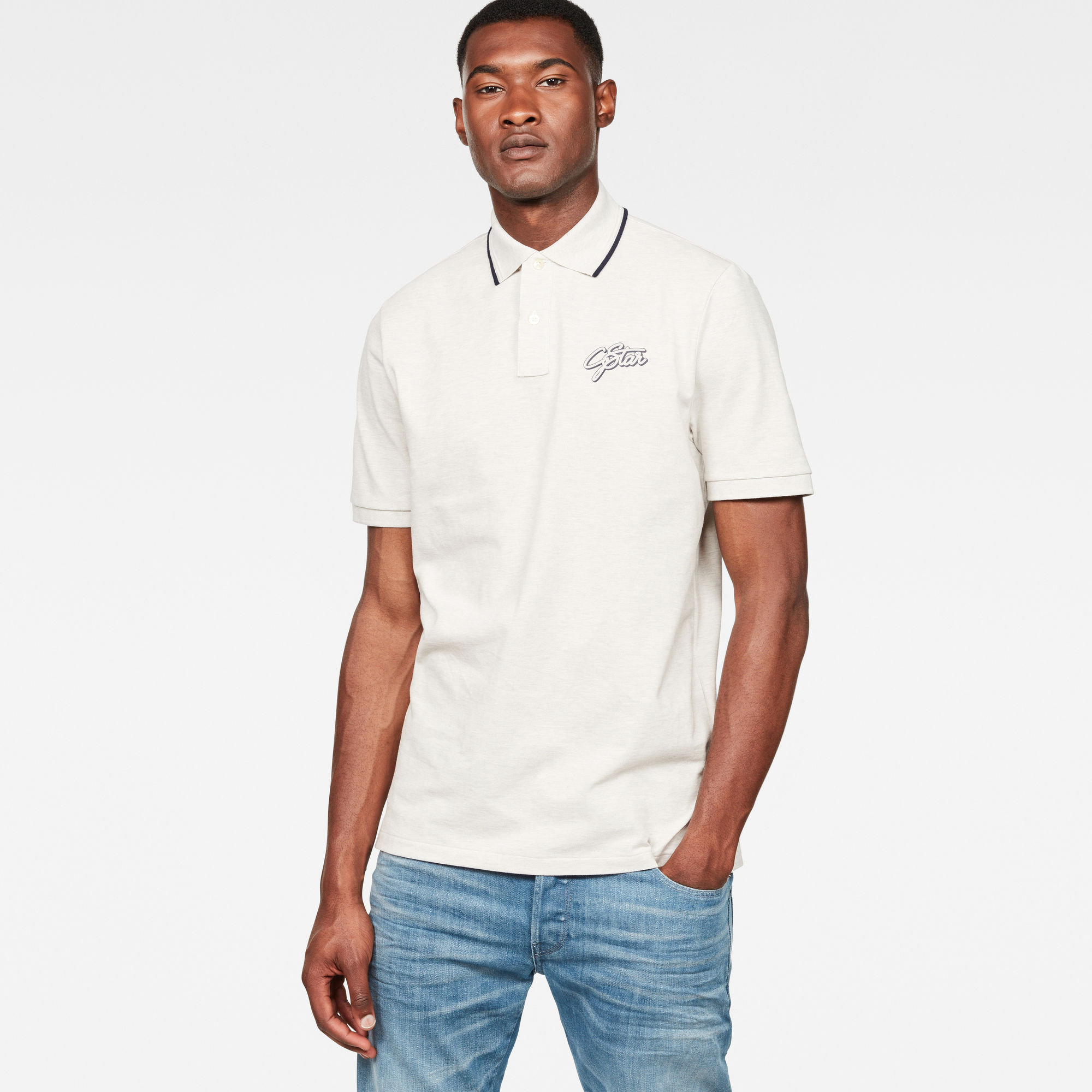 Image of G Star Raw 28 Art Polo