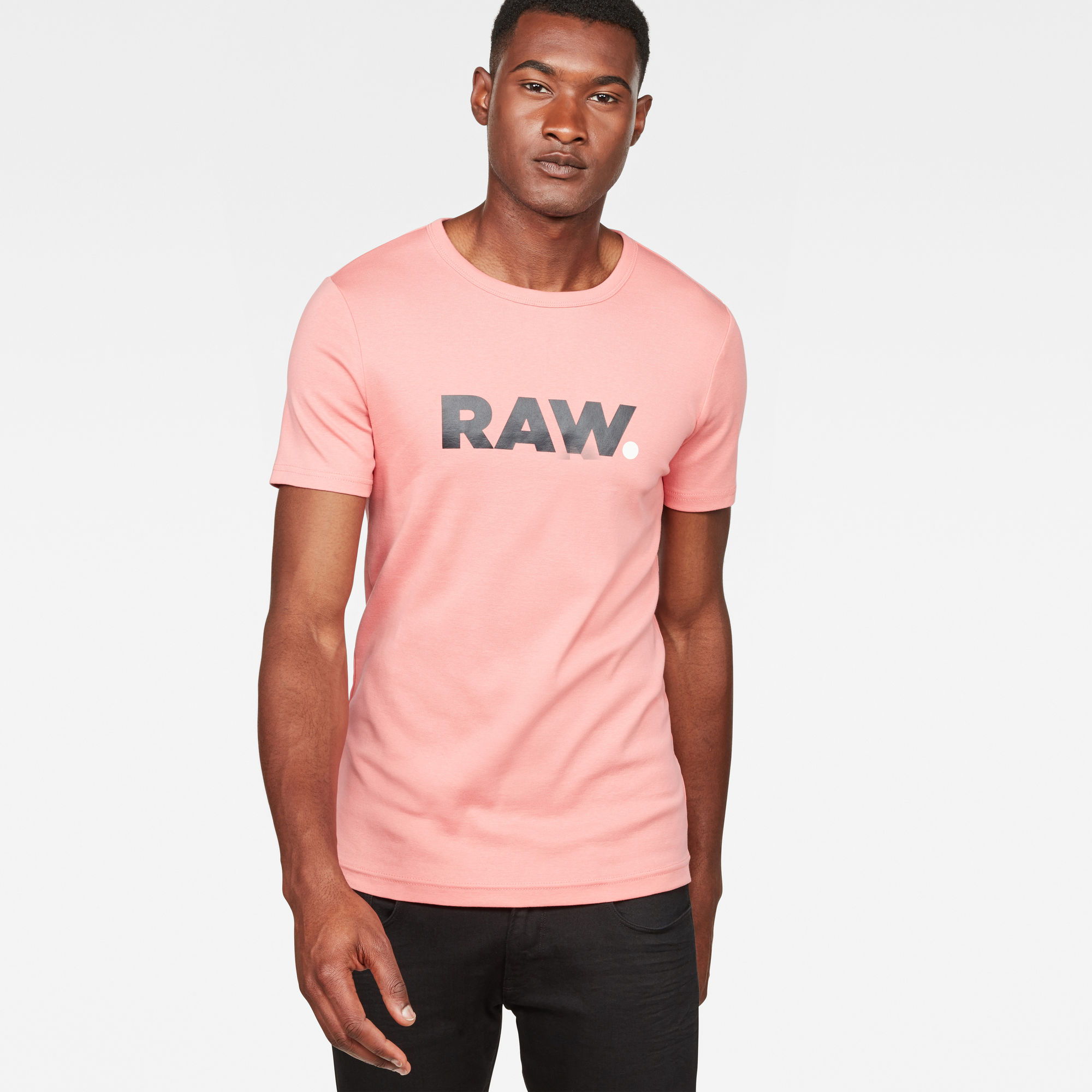 Image of G Star Raw Lyl Slim T-Shirt