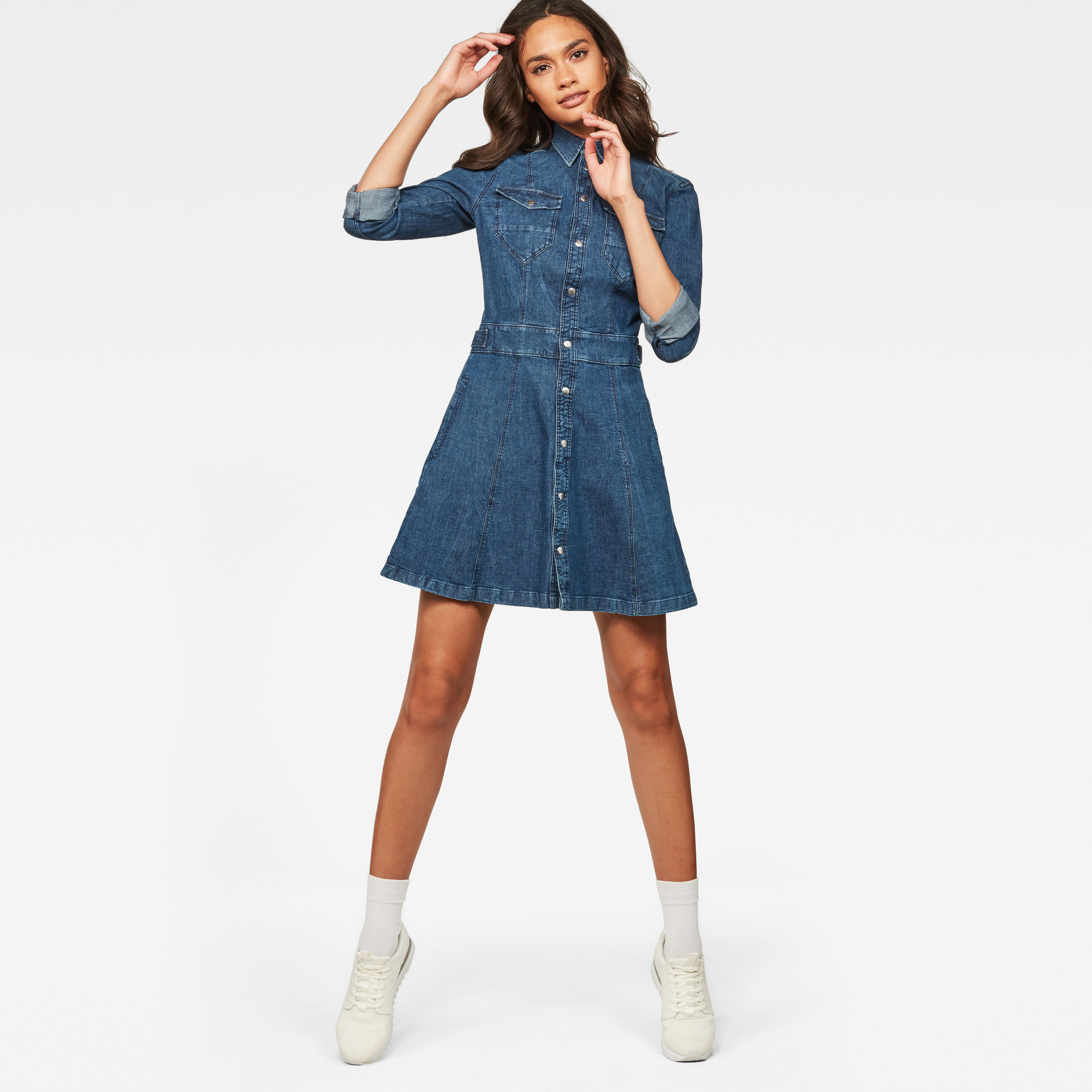 Tacoma Flare Dress