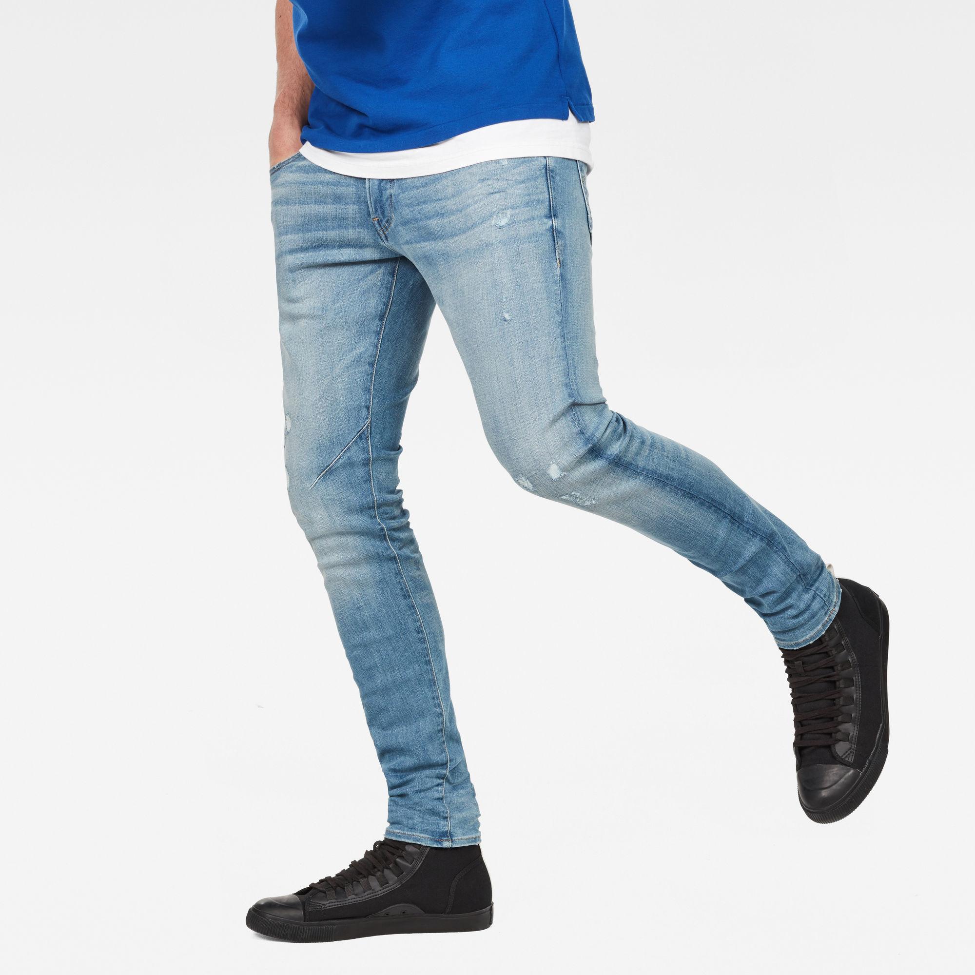 D Staq 5 Pocket Skinny Jeans