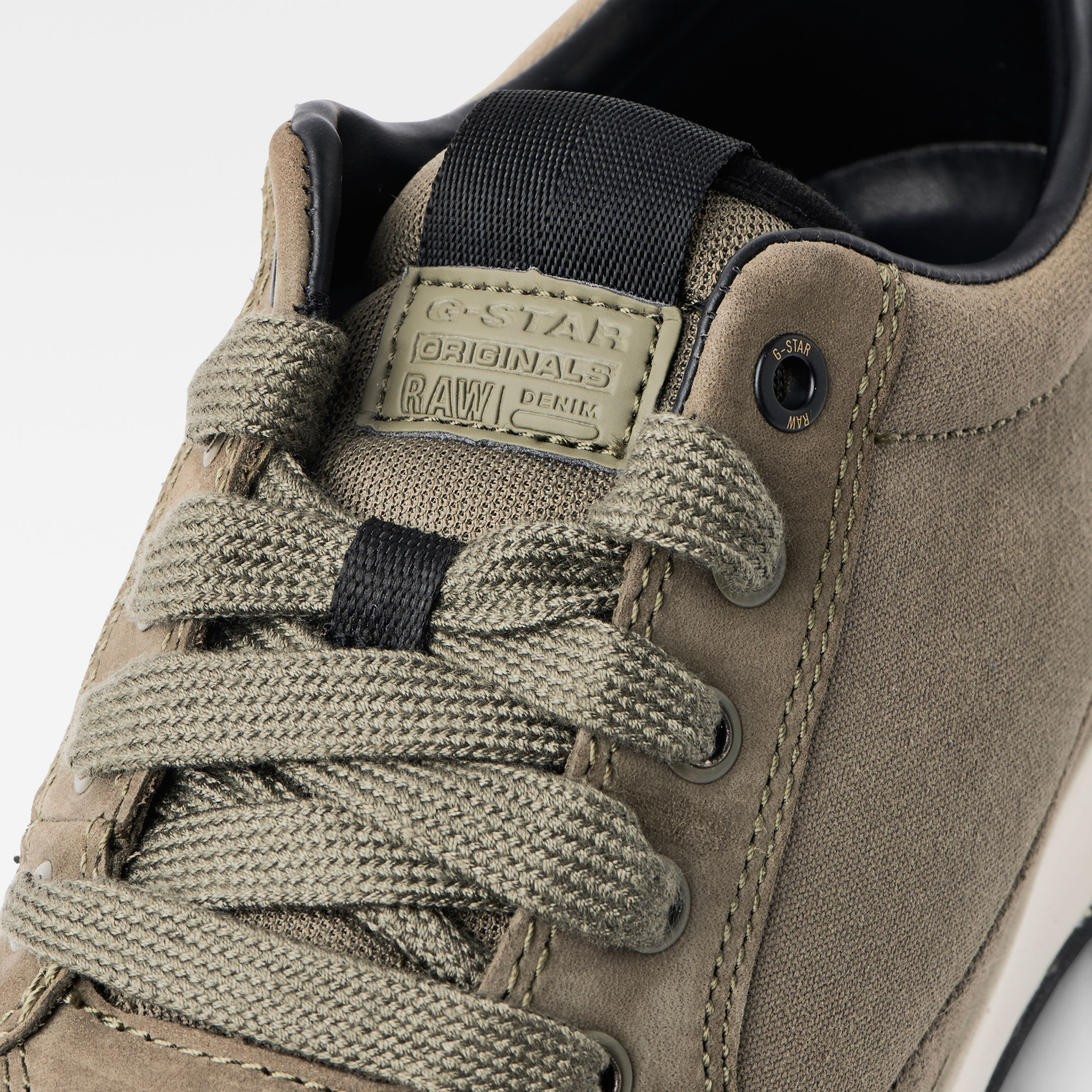 Rackam Yard Low Sneakers