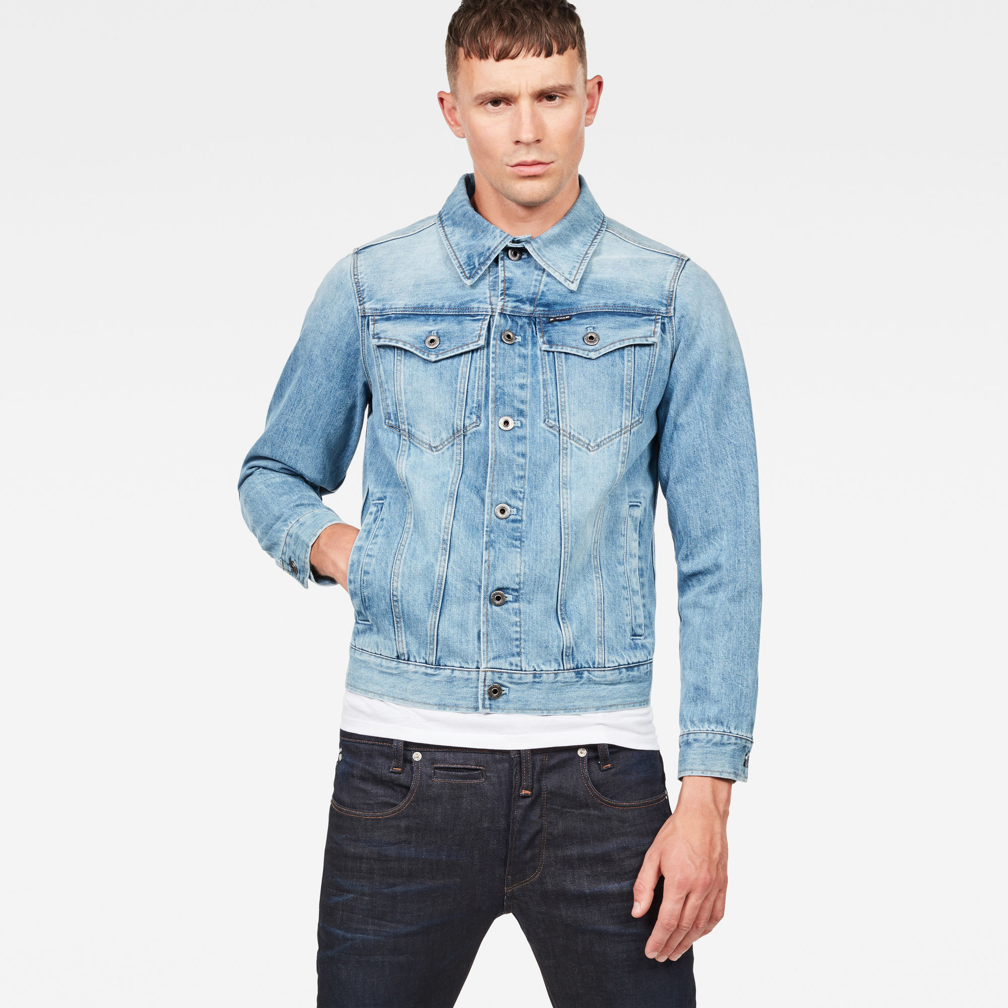Image of 3301 Slim Jacket
