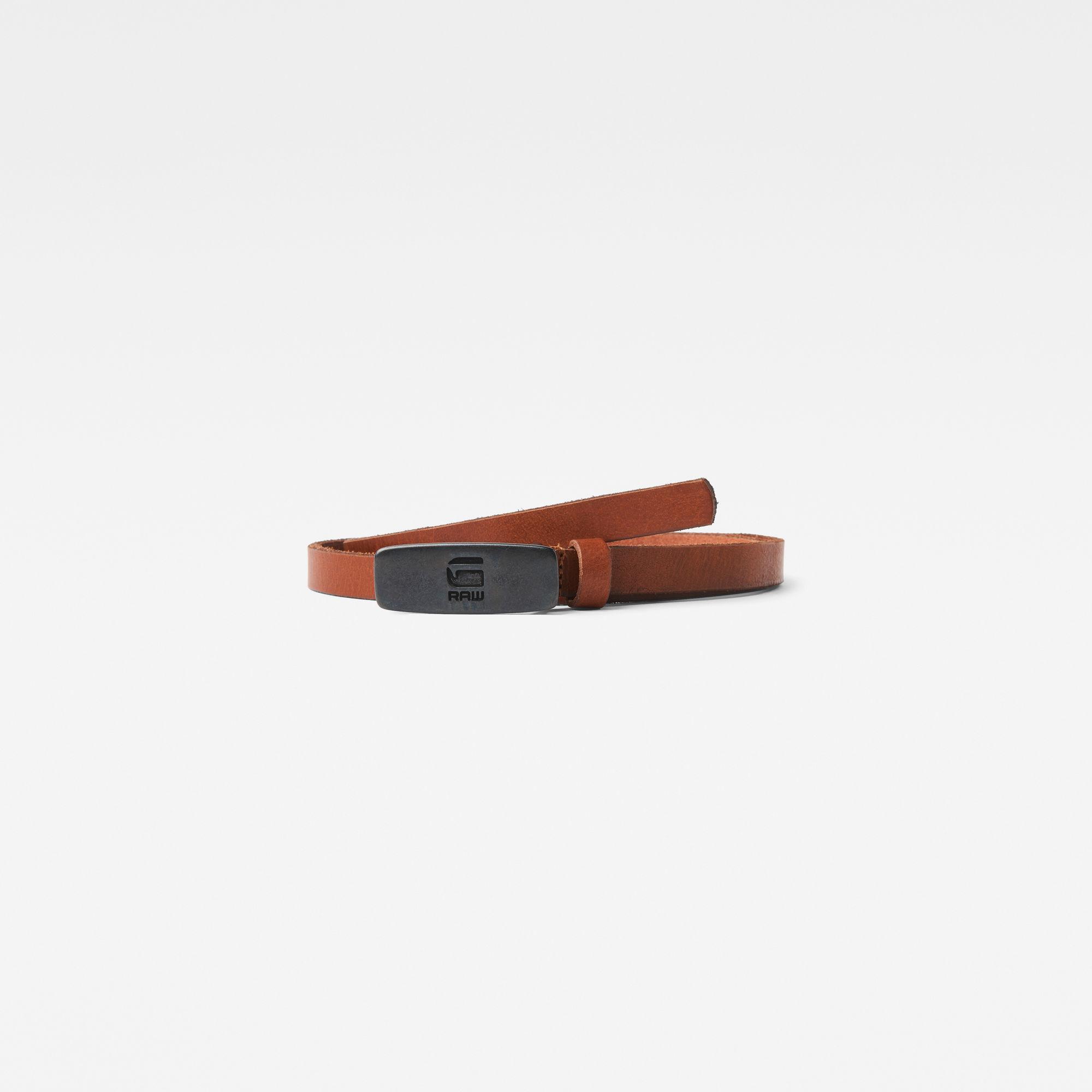 Dorala pin belt