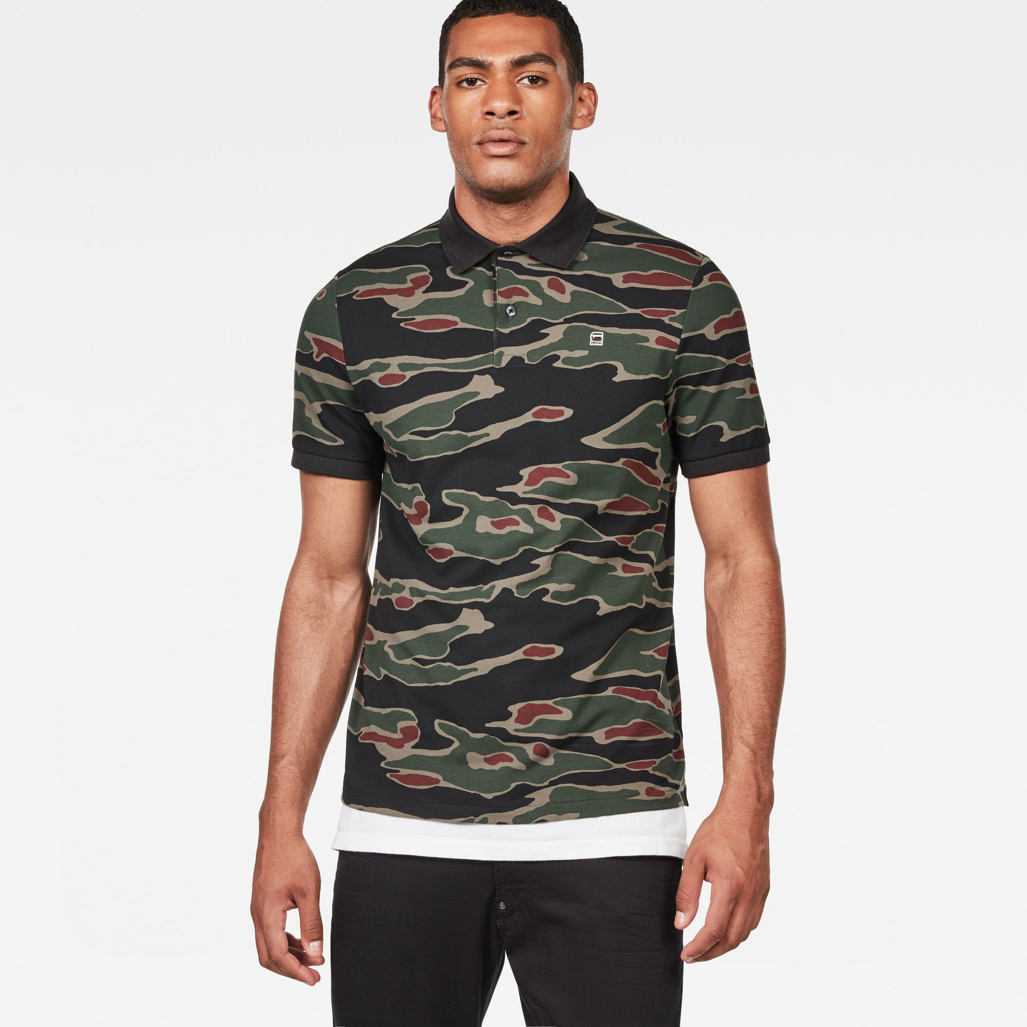 Image of G Star Raw Agbay Core Polo