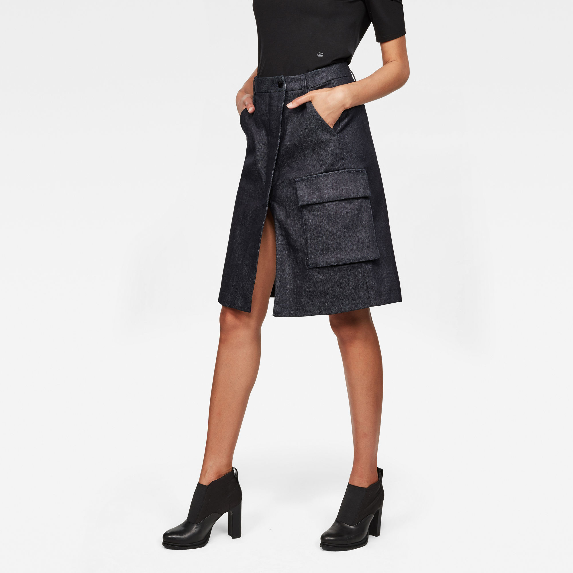 Image of G Star Raw Vodan Wrap Skirt