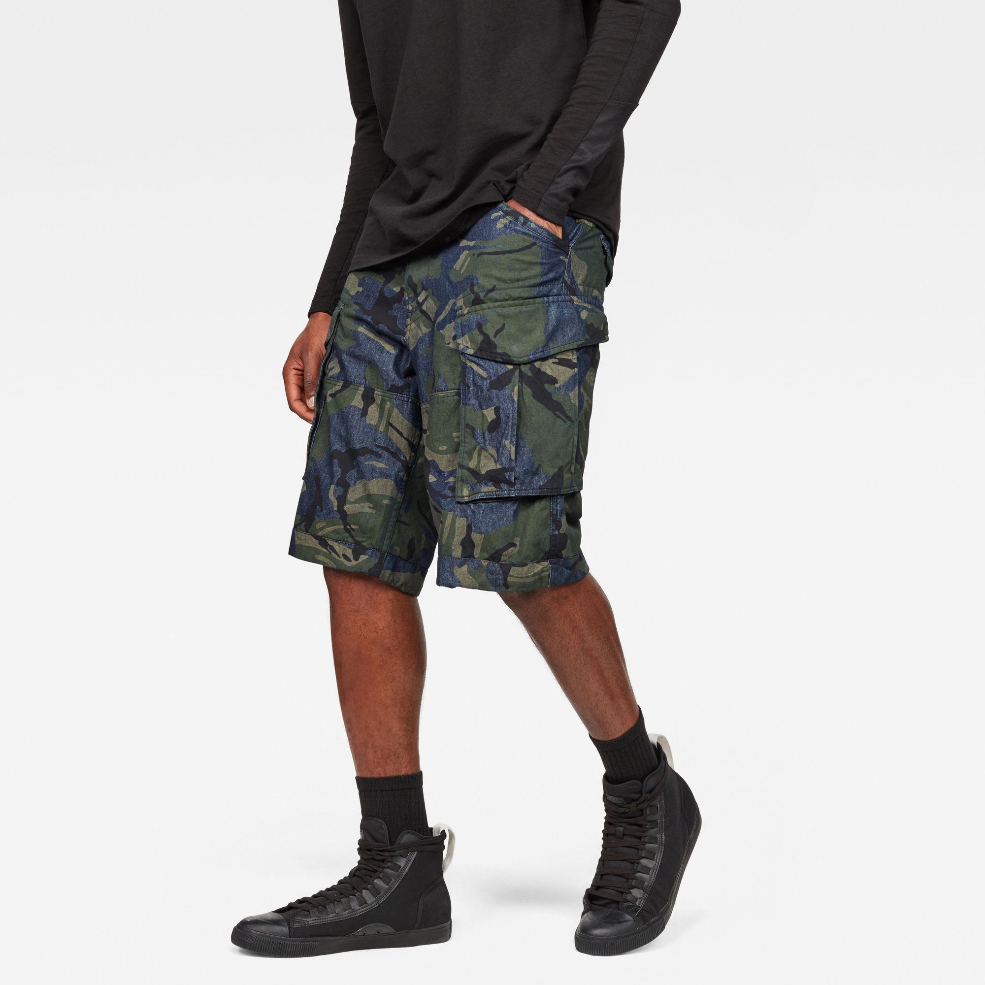Rovic Relaxed 1 2-Length Shorts